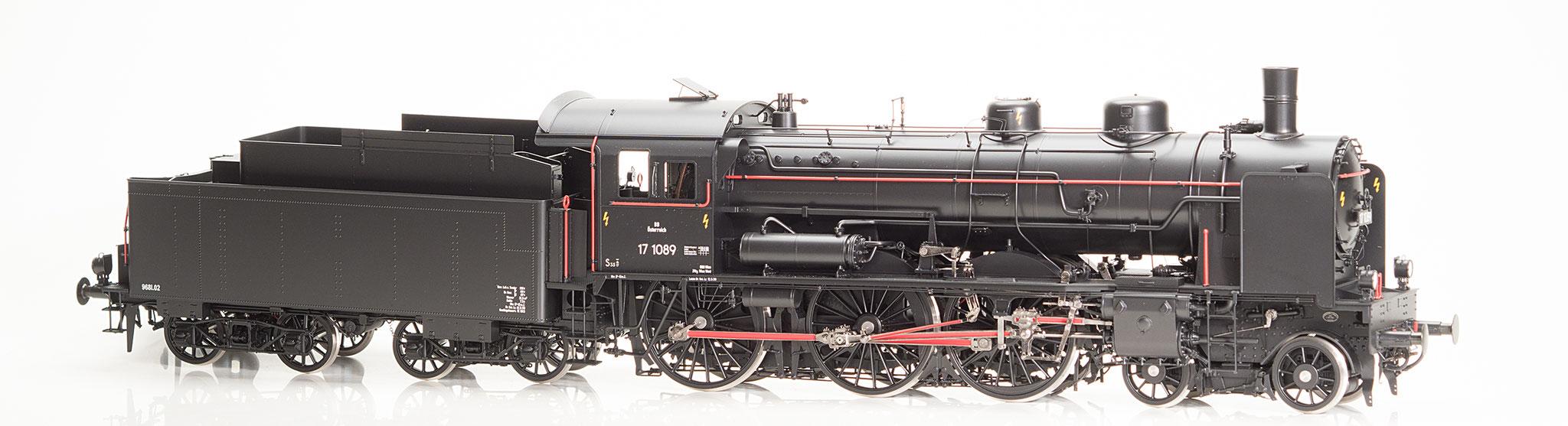 Bestell-Nr. 11012, BBÖ, Epoche III - Bauart 1911