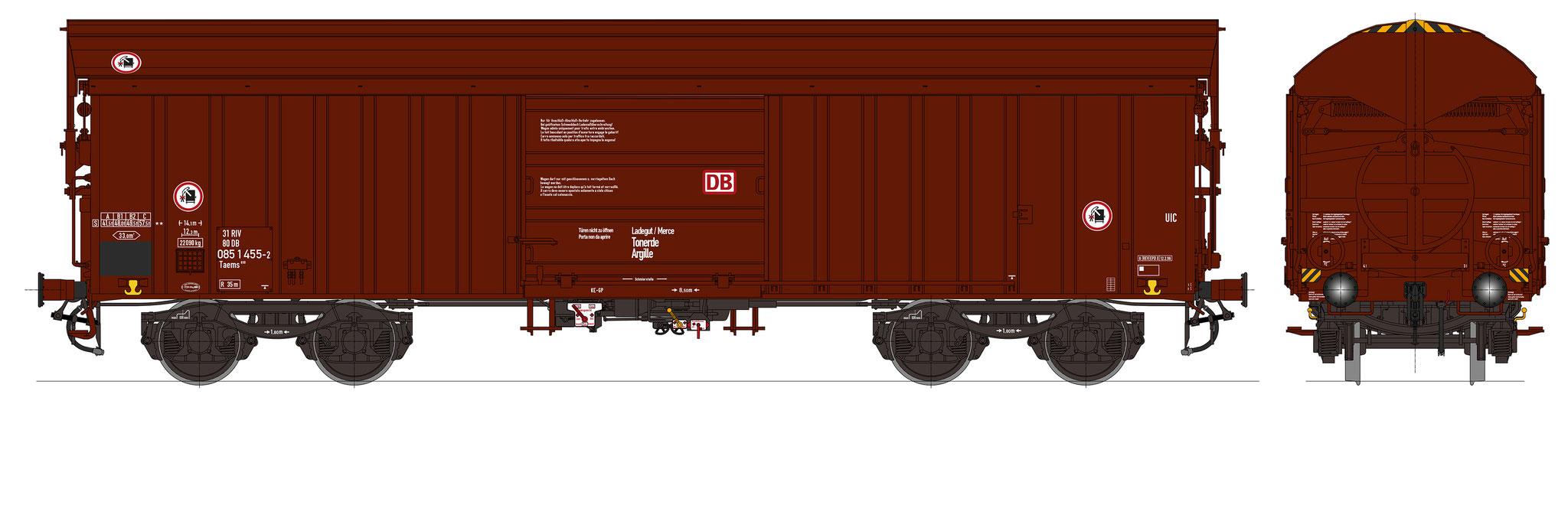 Bestell-Nr. 16068, Ep. 5, Fahrgestell graubraun