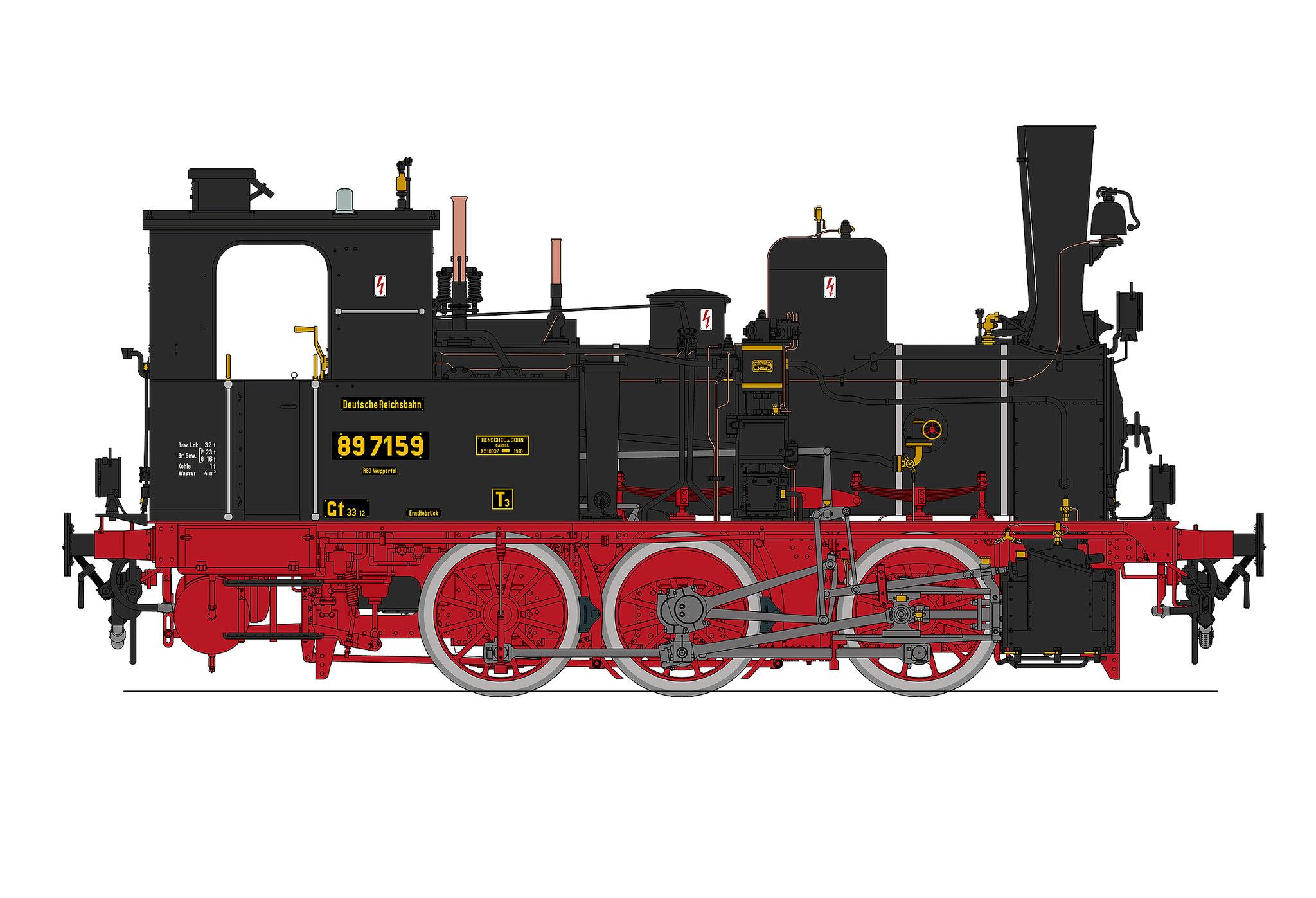 Bestell-Nr. 11031 - Colorierung