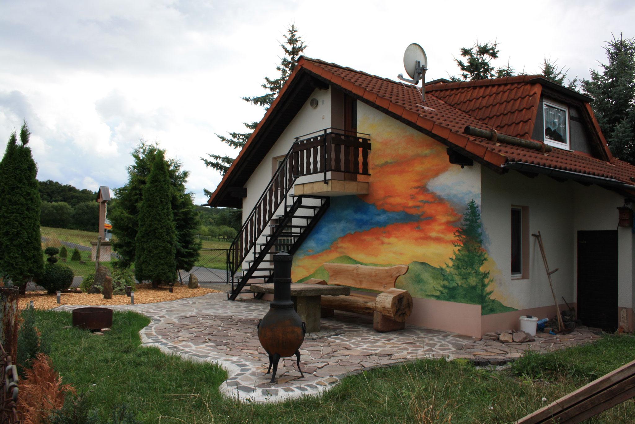 Gartenhaus Bermbach