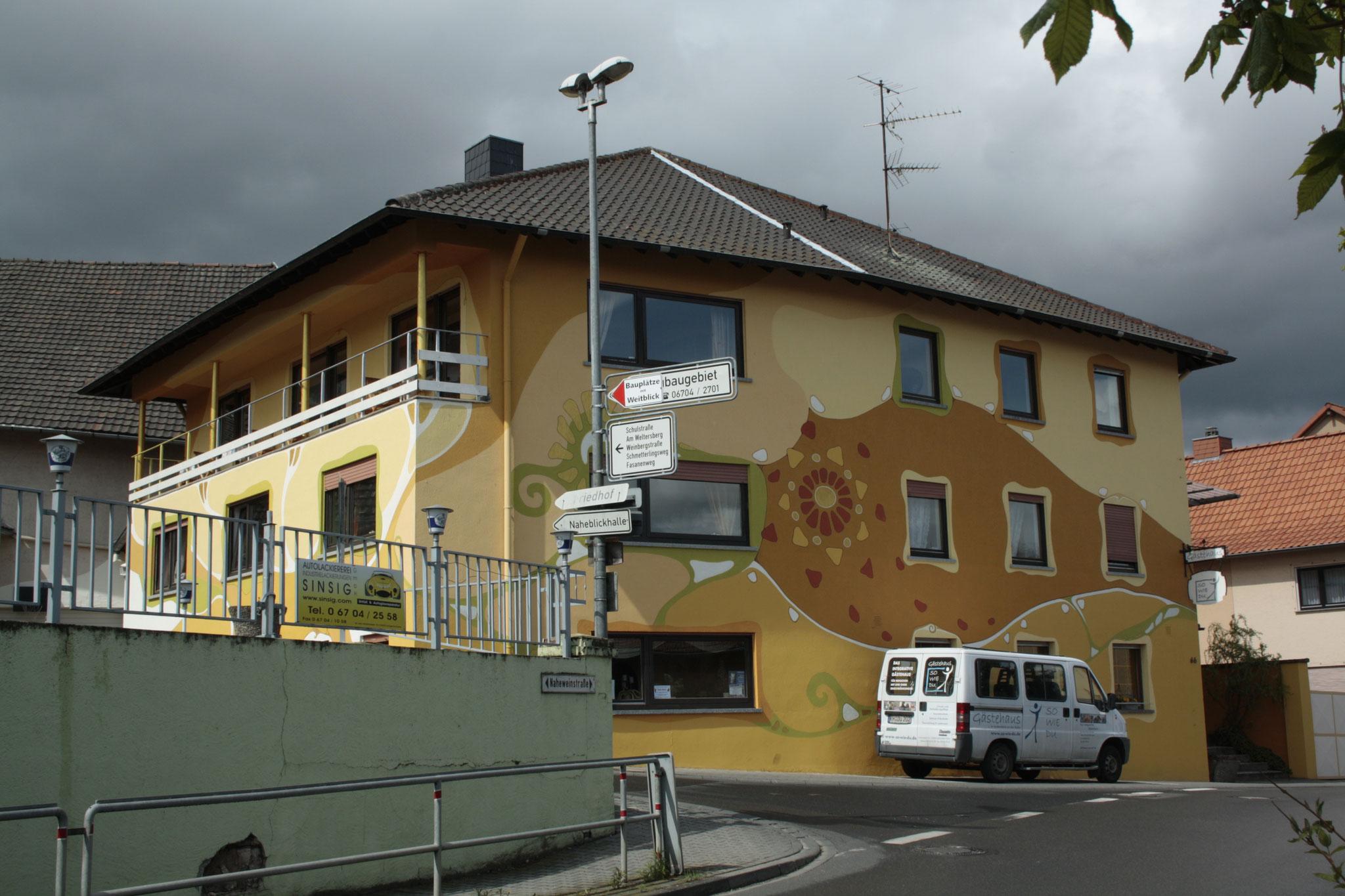 Gästehaus So Wie Du Laubenheim
