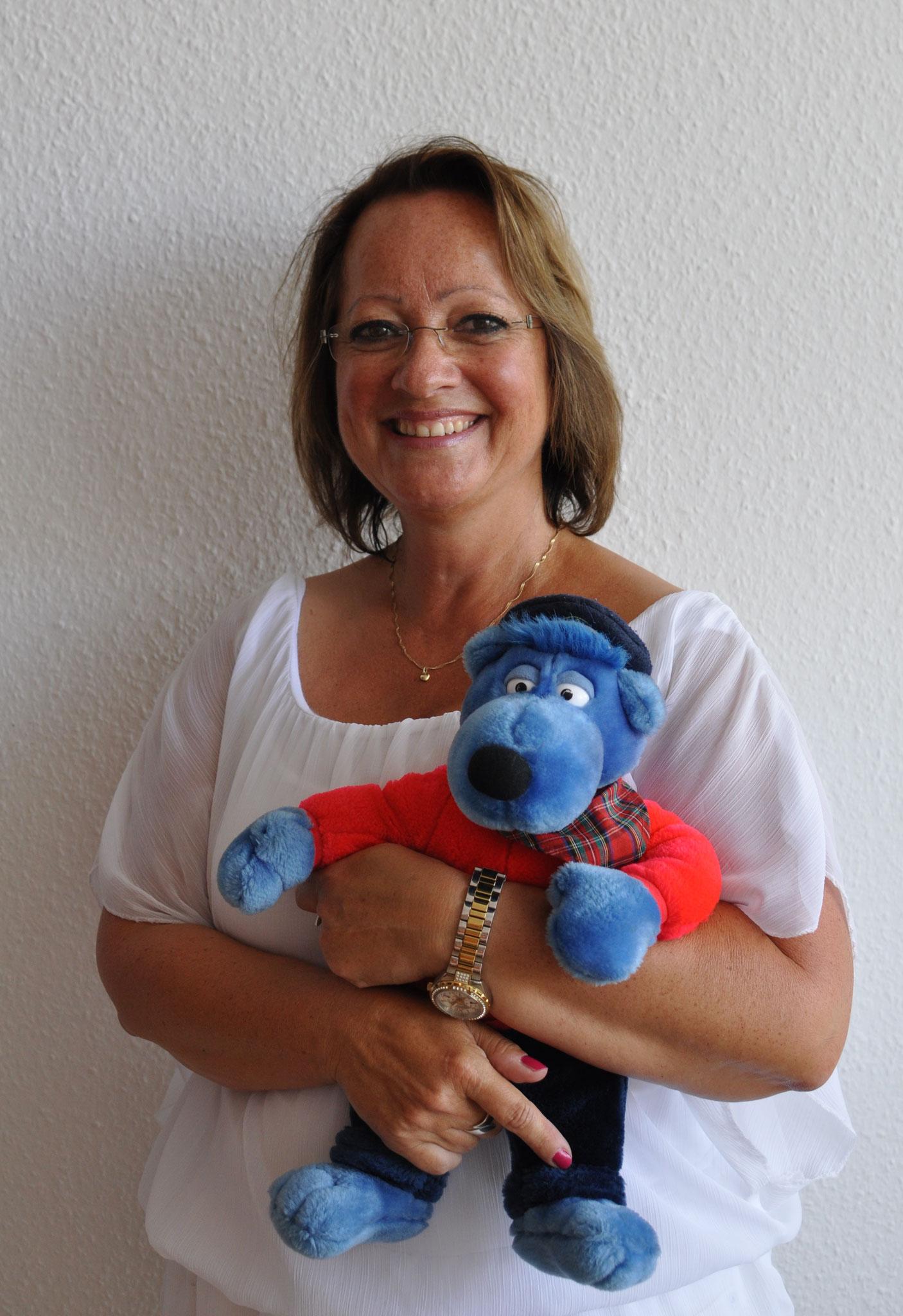 Ilona Geitner, Praxisassistentin