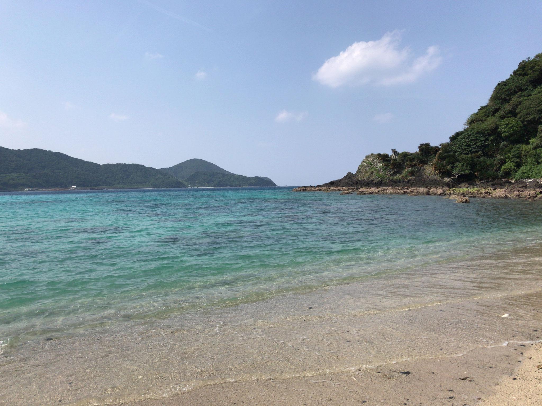 龍郷湾(龍郷町・奄美)