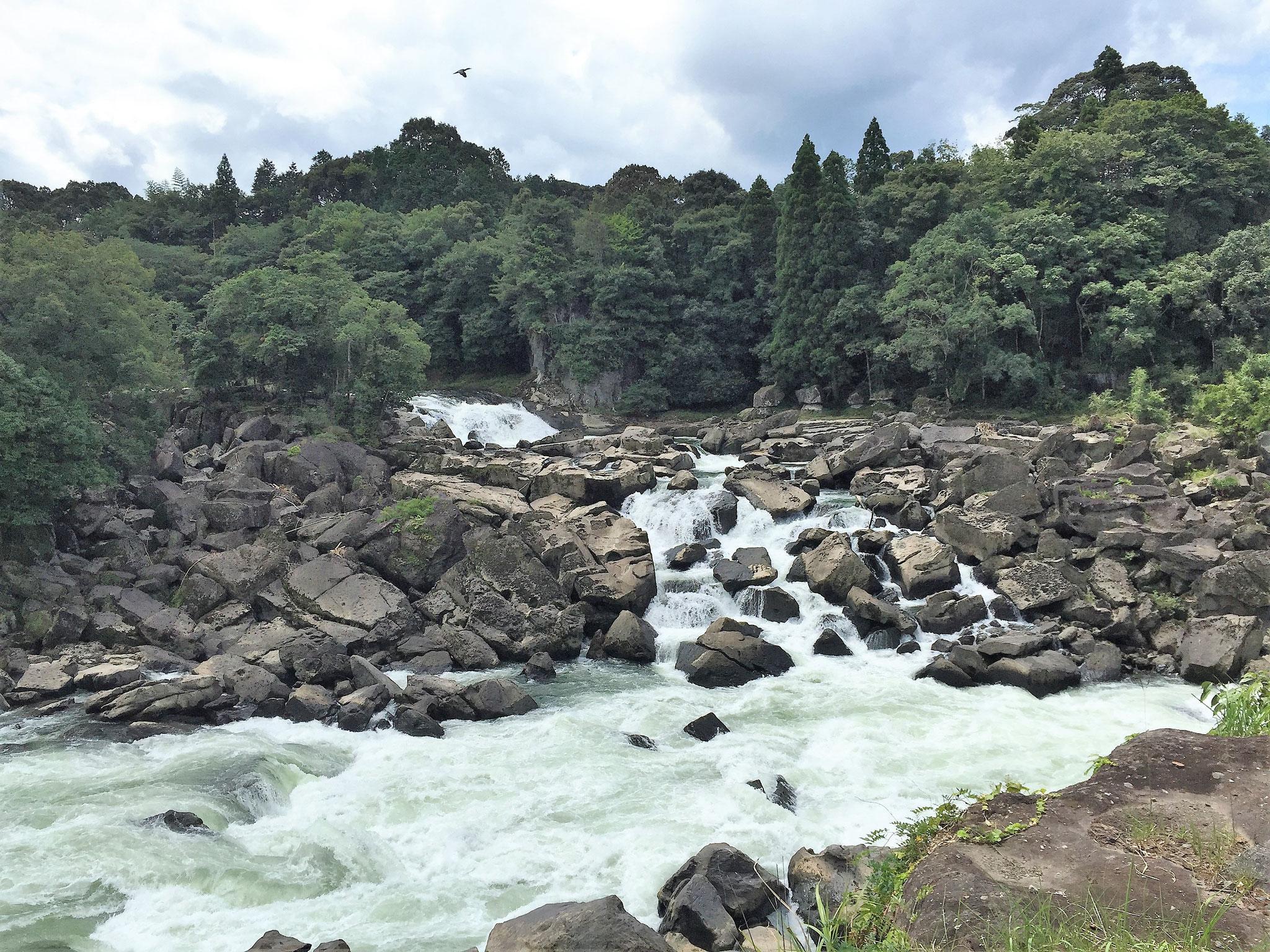 曽木の滝(伊佐市)
