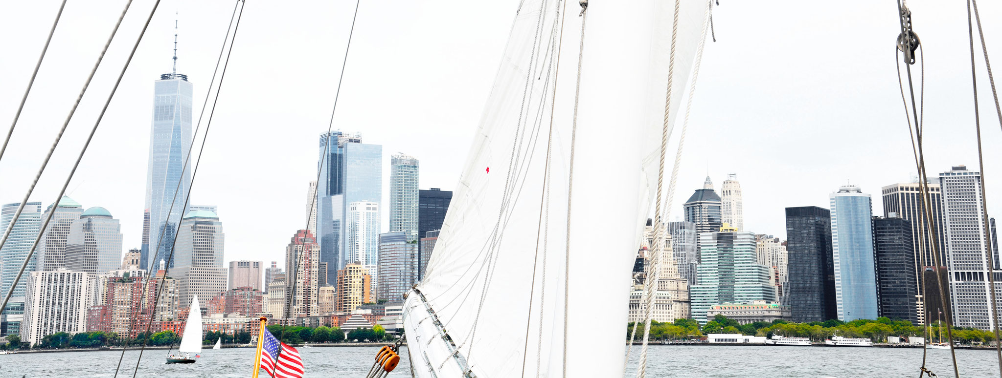 SAILING[and the City]