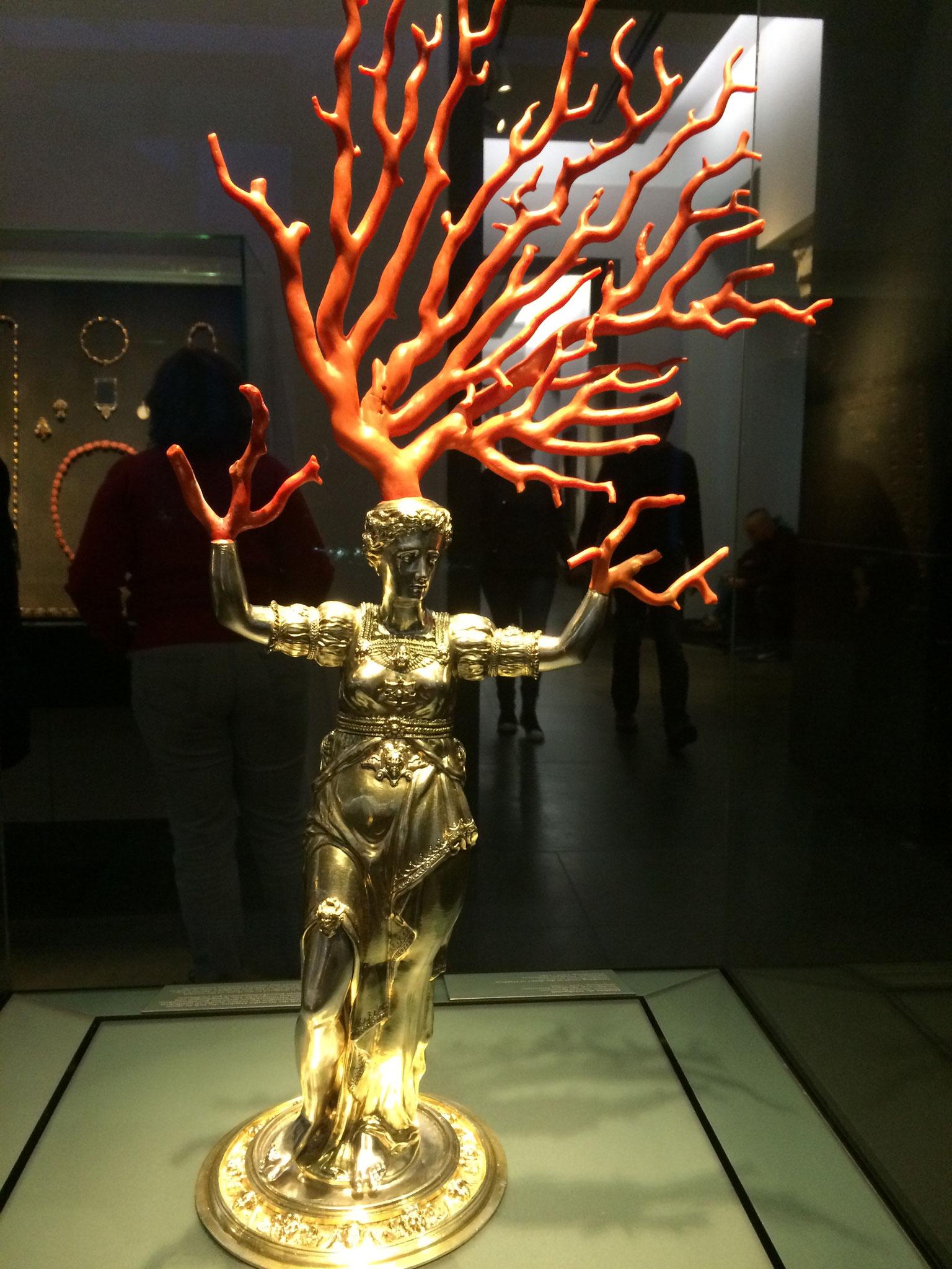 Statuette der Daphne