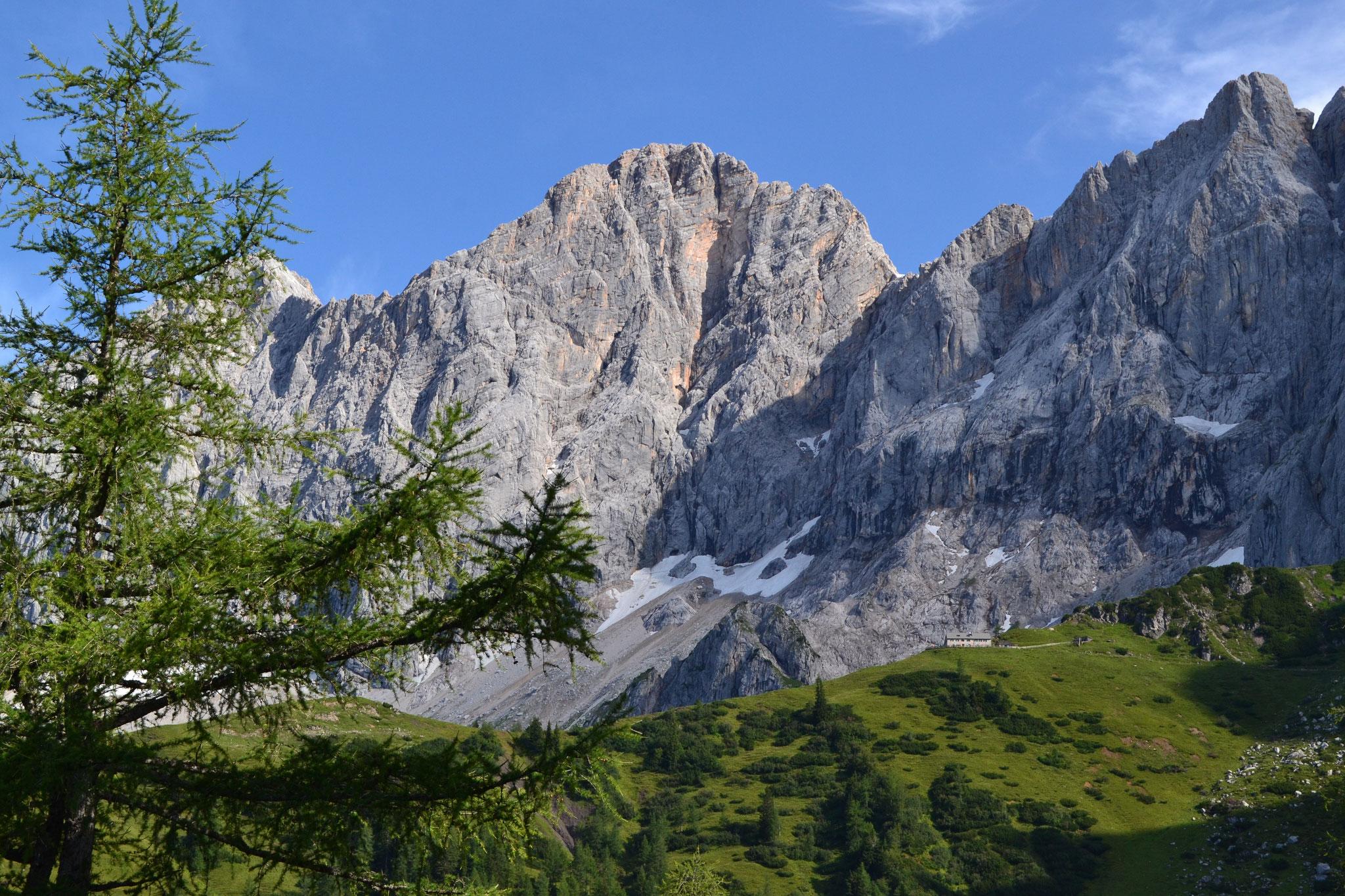 Sudwand Dachstein