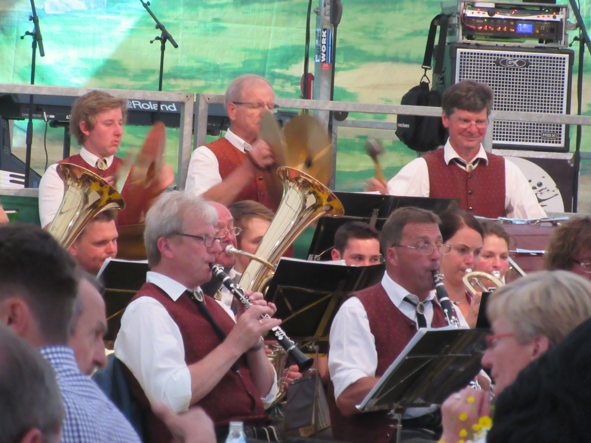 Ramsau Town Band summer concert series