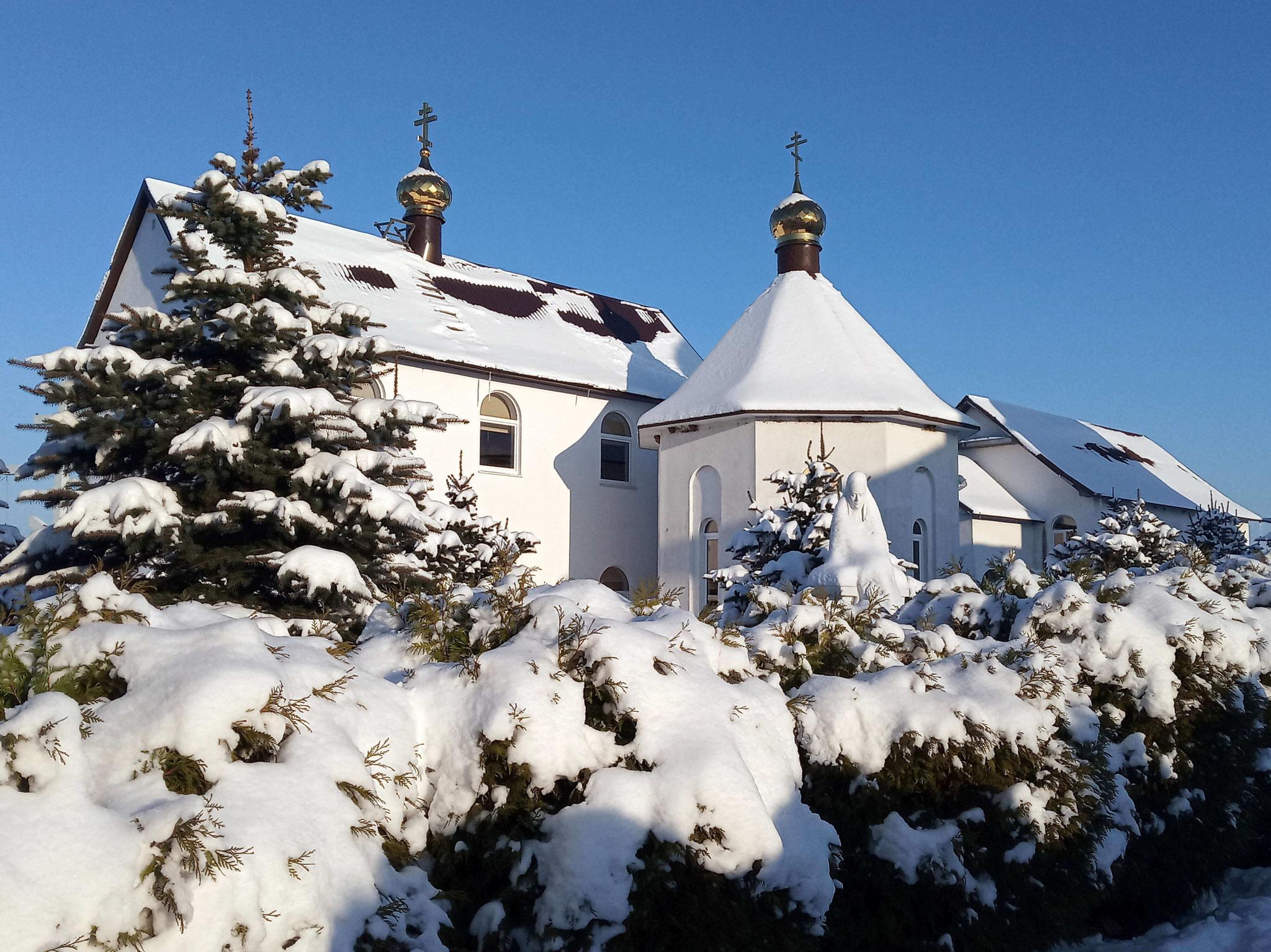 Elisabethen-Kloster bei Heinrichswalde
