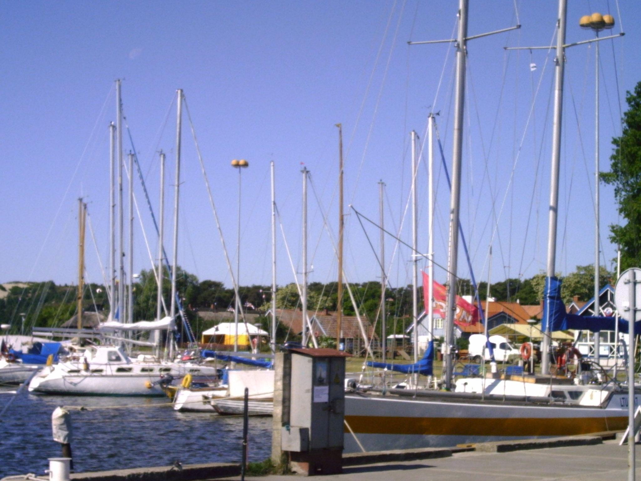 Marina in Nidden