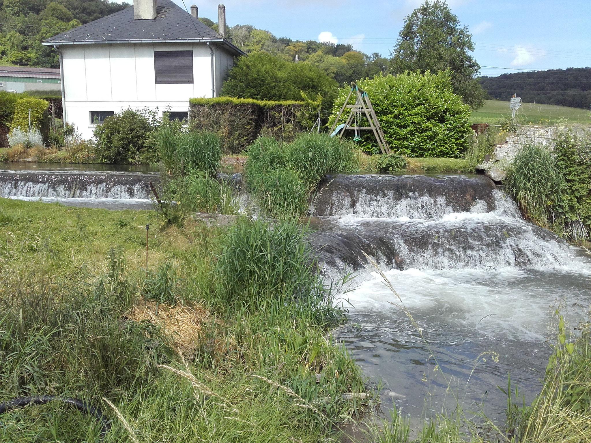Moulin avant travaux