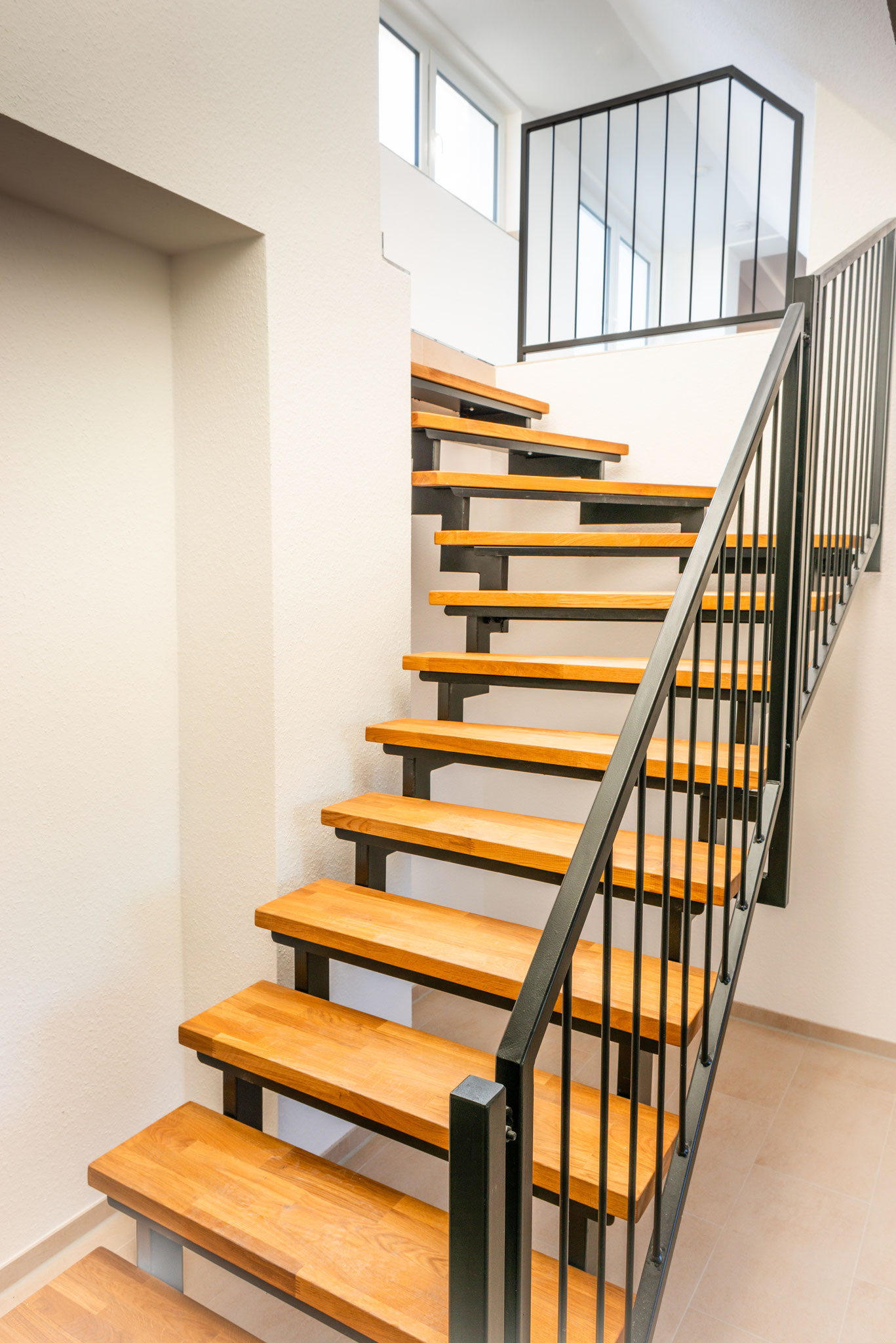 Innenausbau - individueller Treppenbau