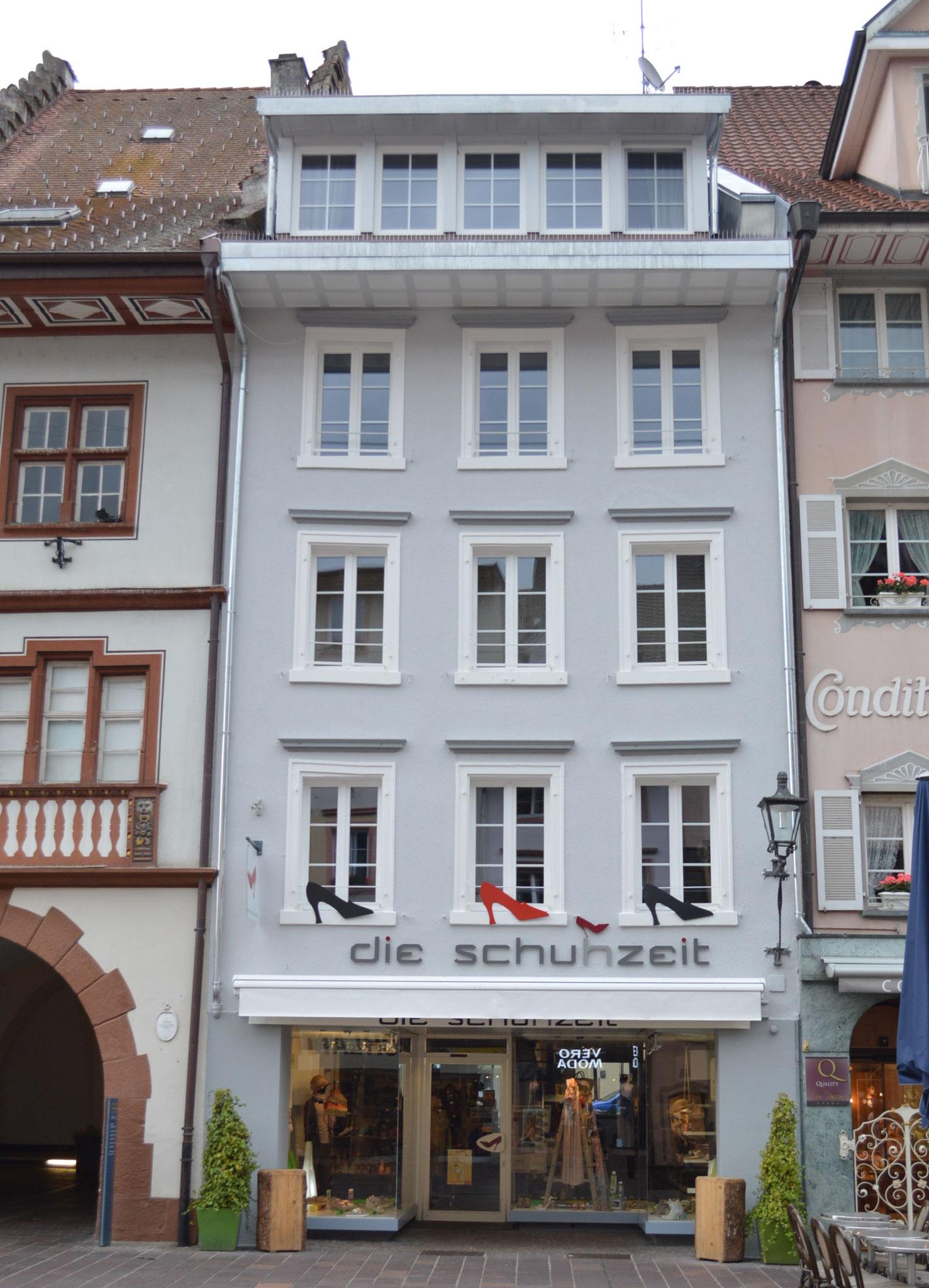 Fassade Waldshut Kaiserstraße