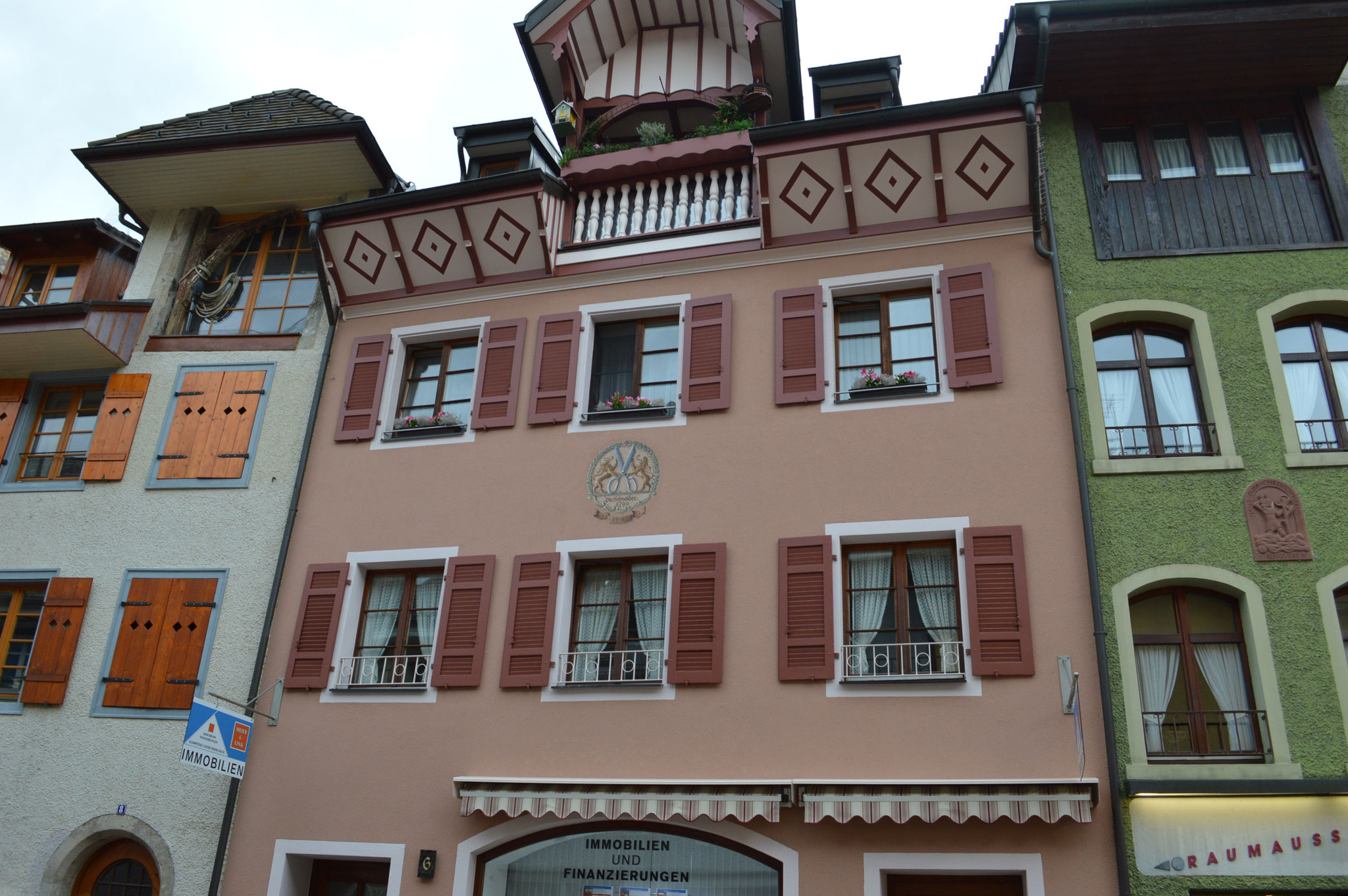 Fassade Waldshut