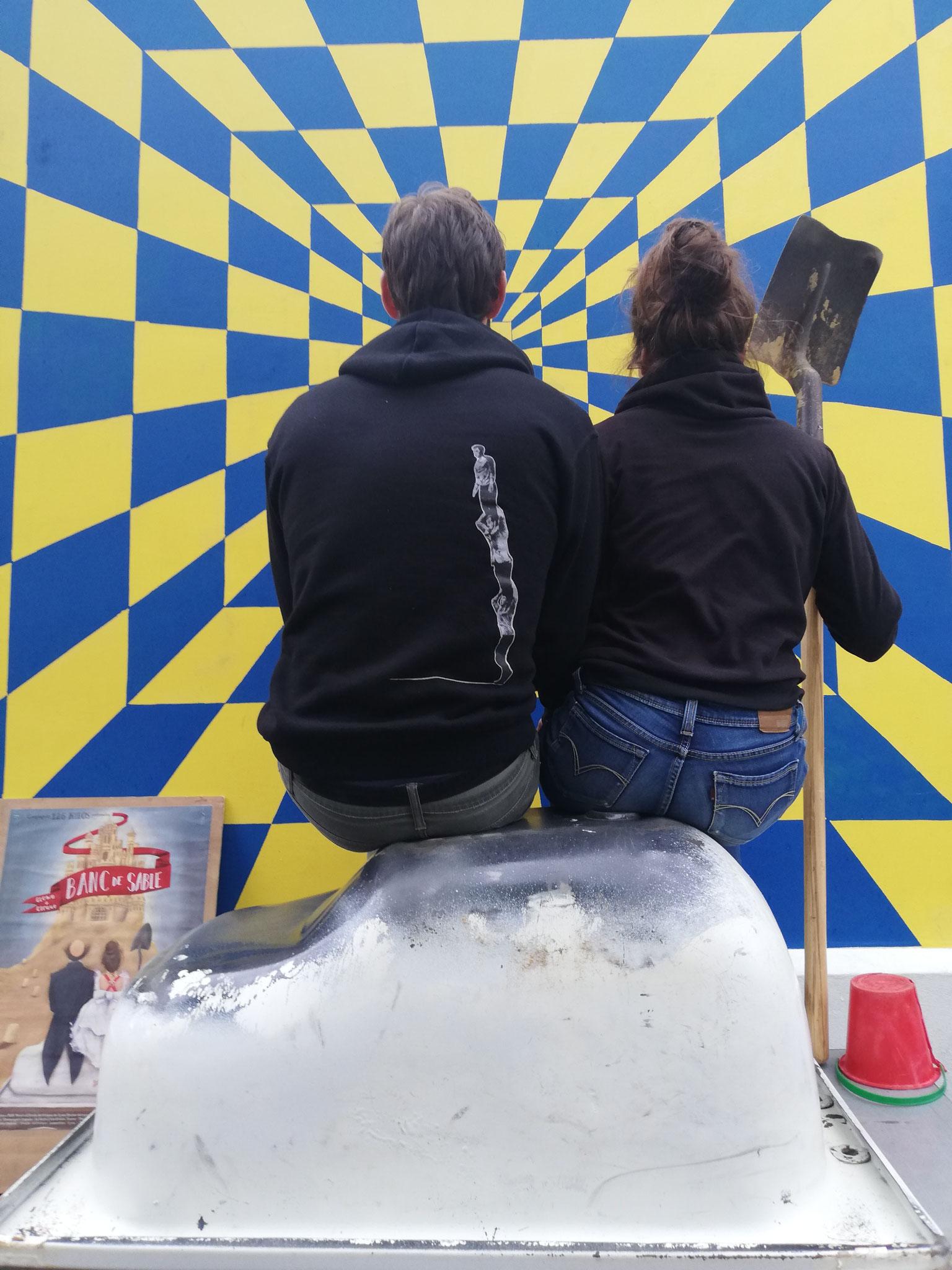 Sainte-Savine (10), festival des arts de la rue, septembre 2019