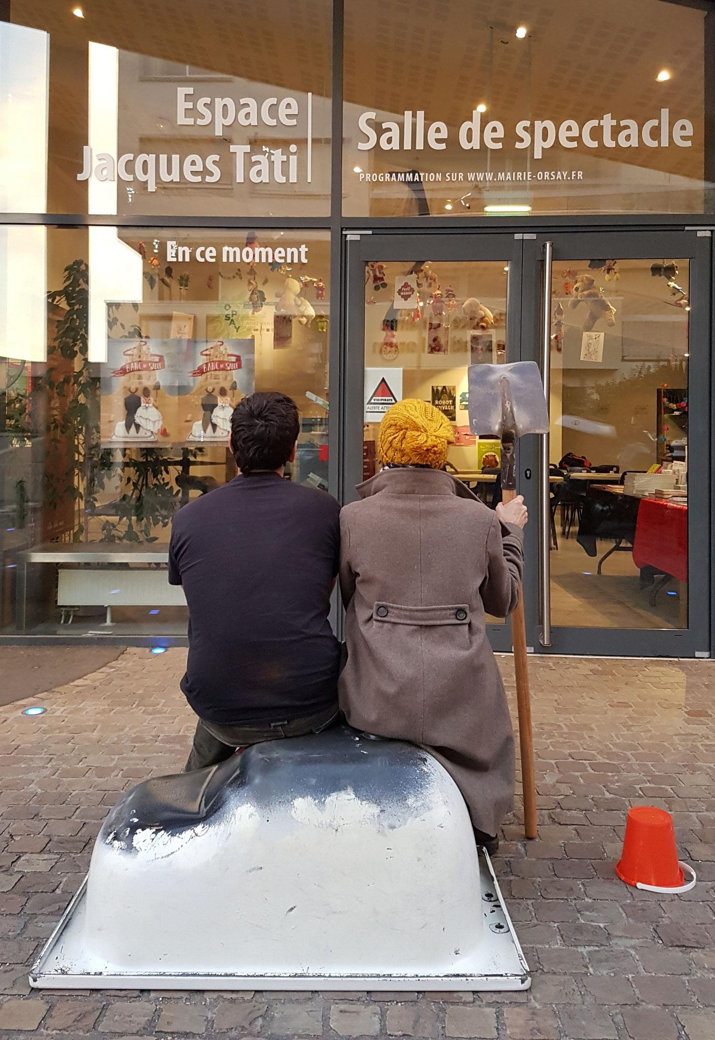 Orsay (91), Festi'Mômes, octobre 2017