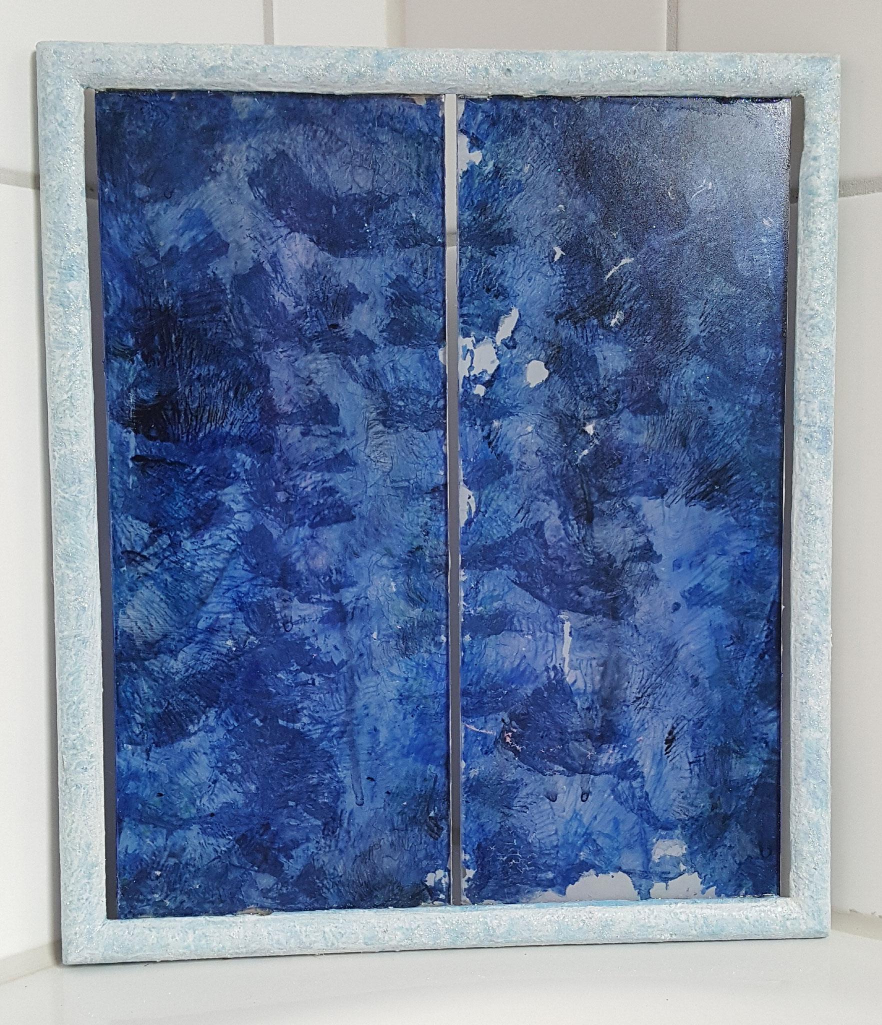 Glas 3, 26x30cm Fr. 220.--