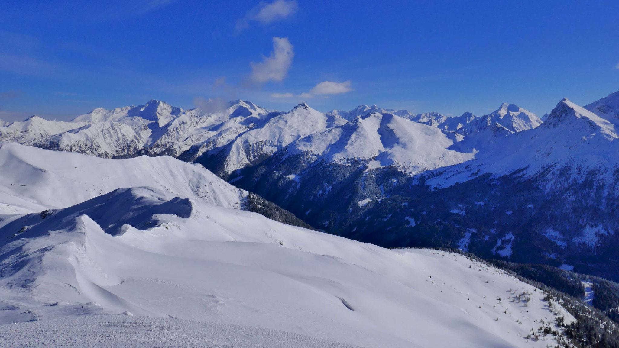Südliche Tuxer und Zillertaler Alpen