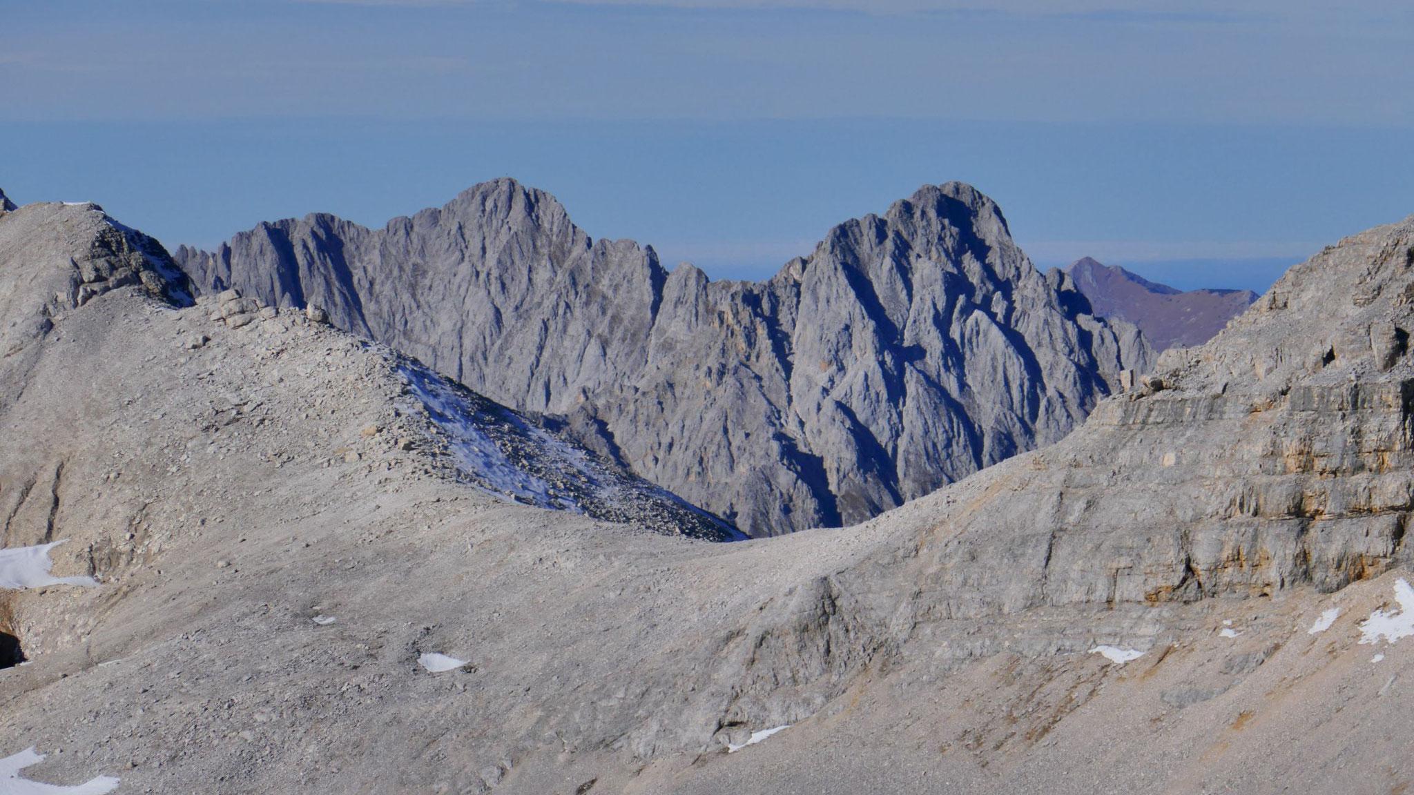 Wörner und Hochkarspitze