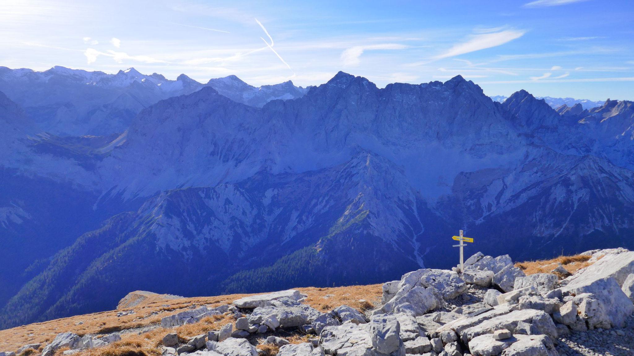 Karwendel im Süden