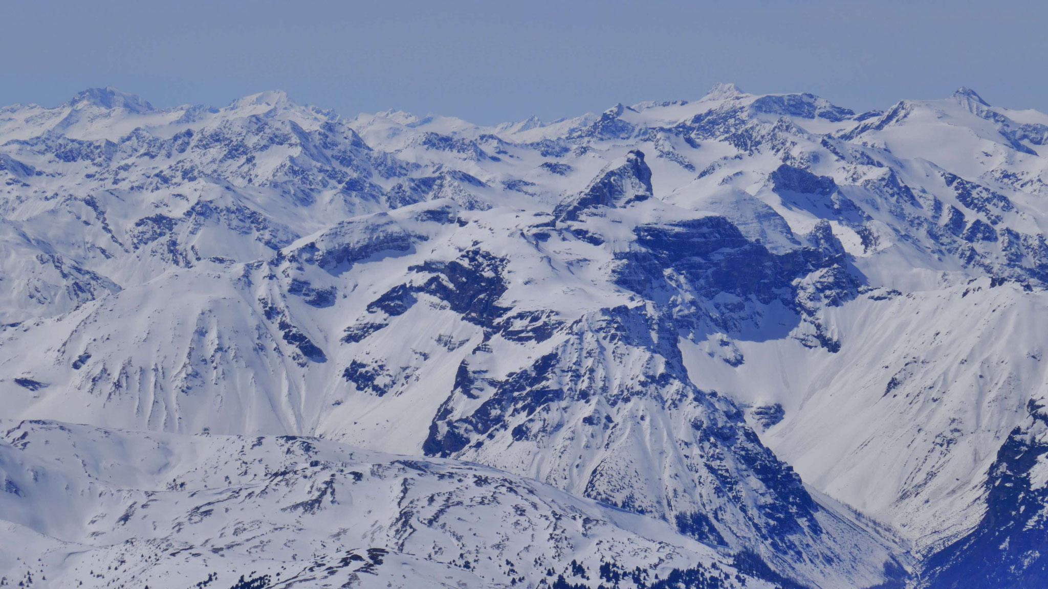 Tribulaune bis Wildspitze