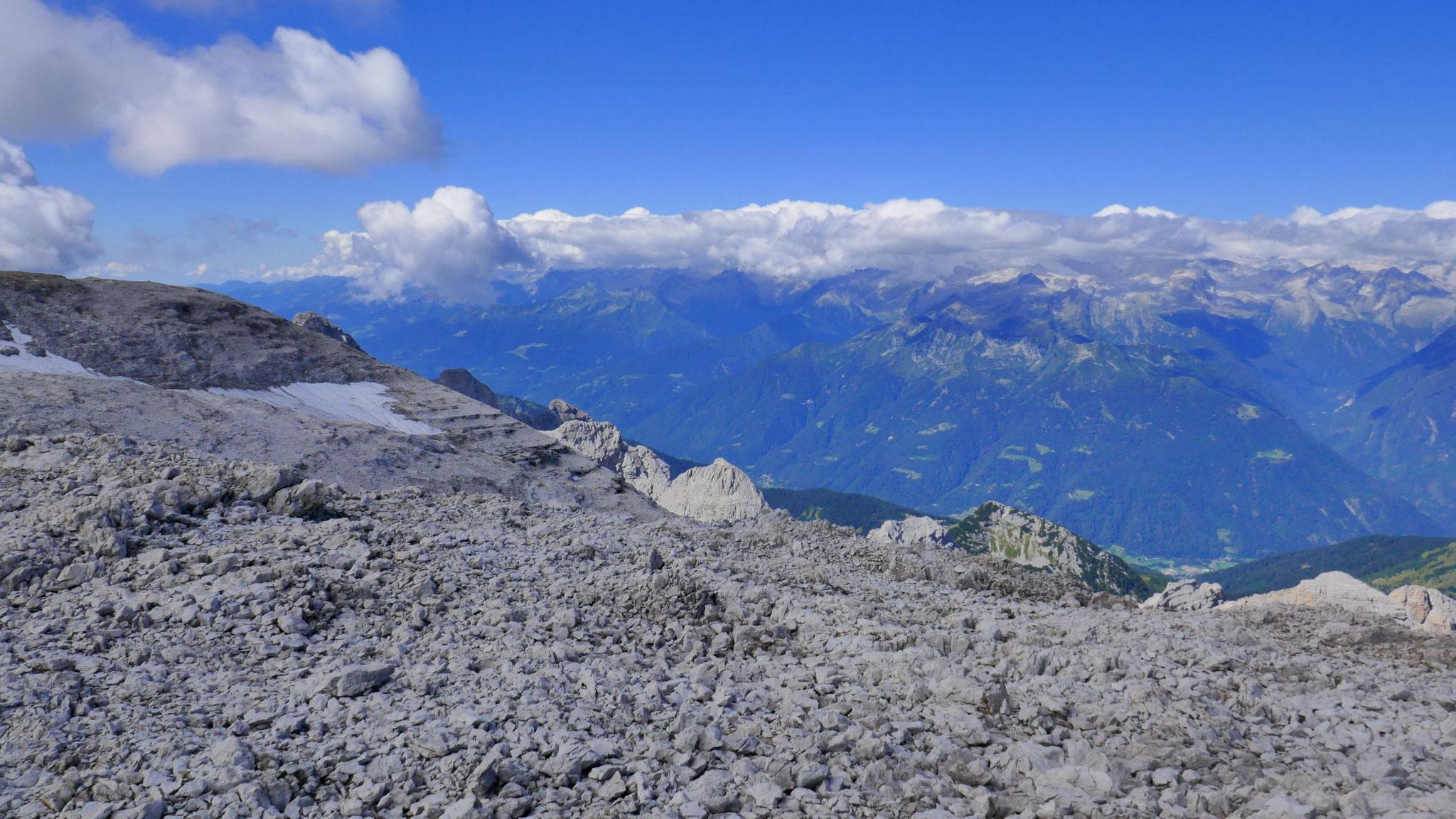 Zentrale Adamello-Presanella-Alpen mit Monte Care Alto