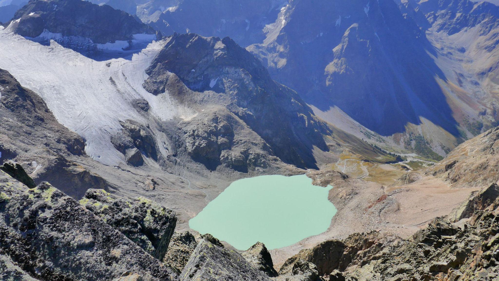 Gletschersee des Schweikertferners