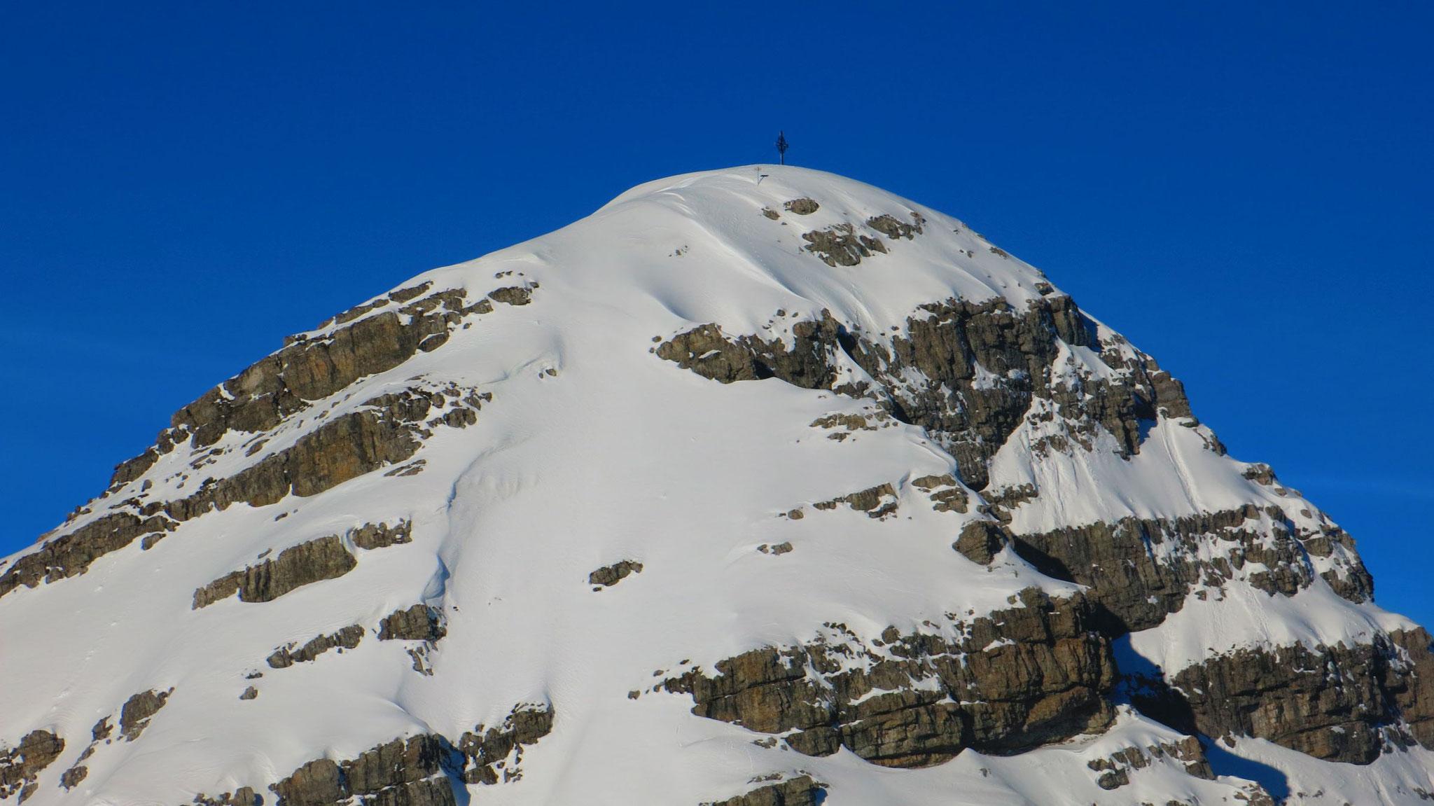 Marchreisenspitze Gipfel