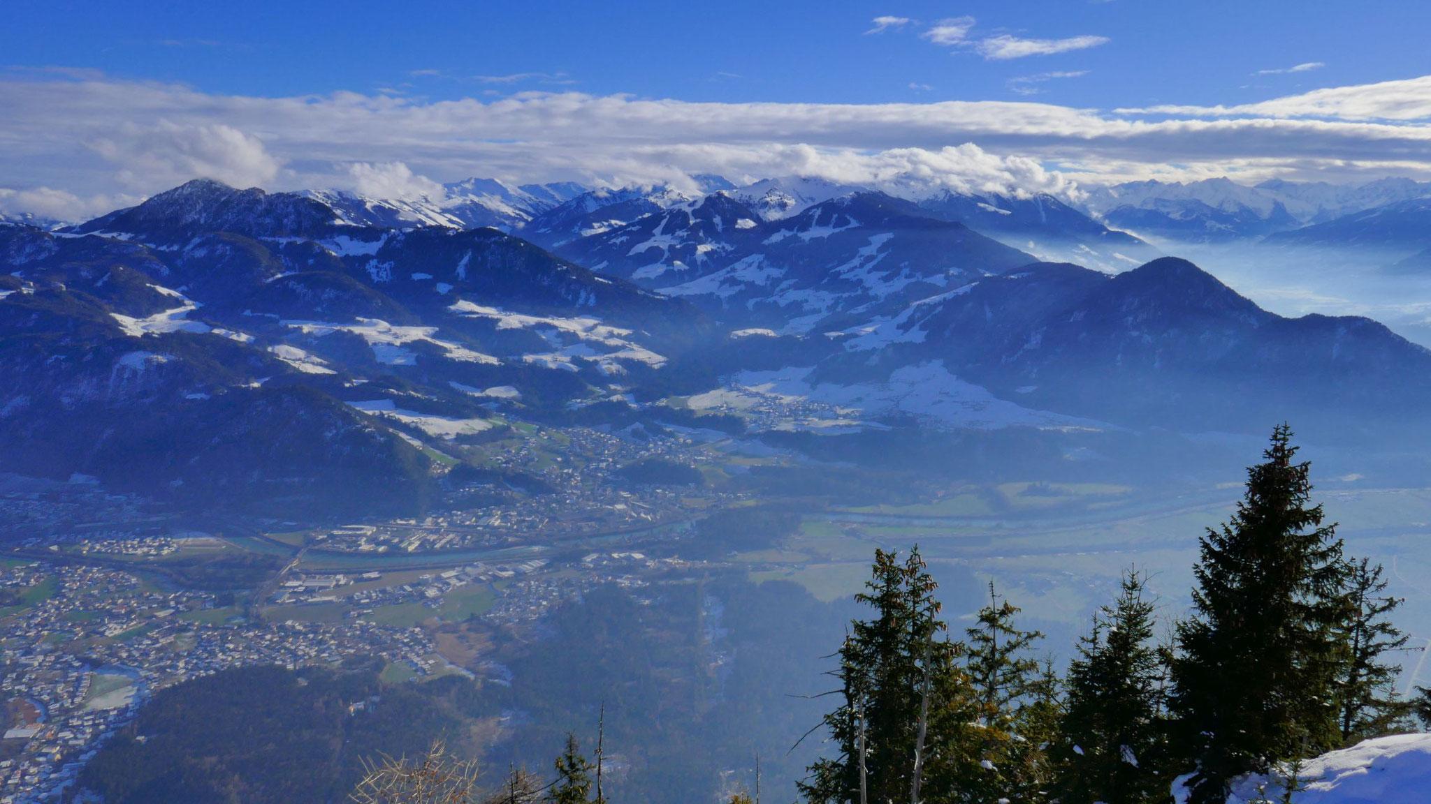Brixlegg und Alpbachtal