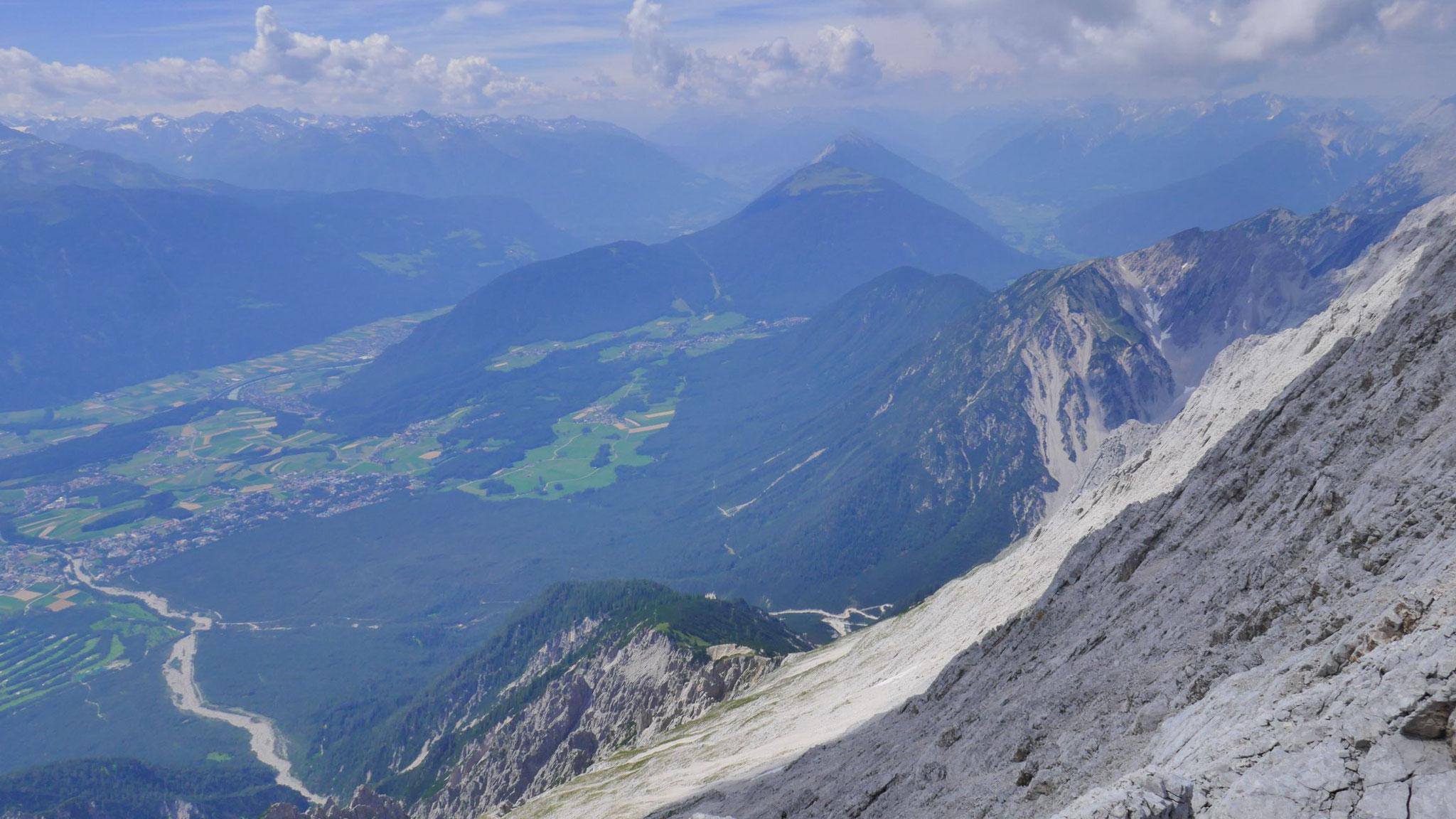 Mieminger Plateau und Tschirgant
