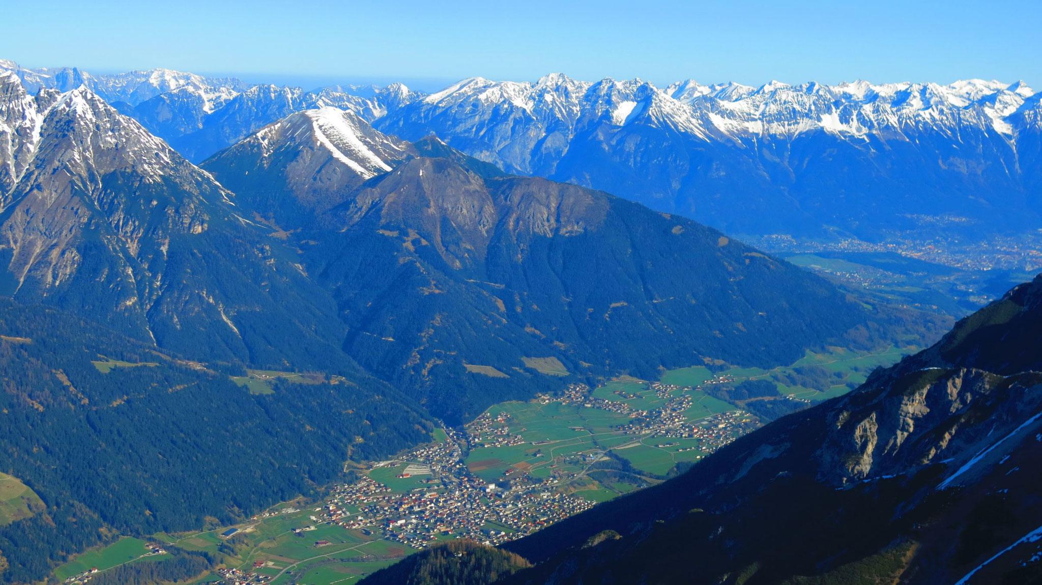 Äußeres Stubaital bis Innsbruck