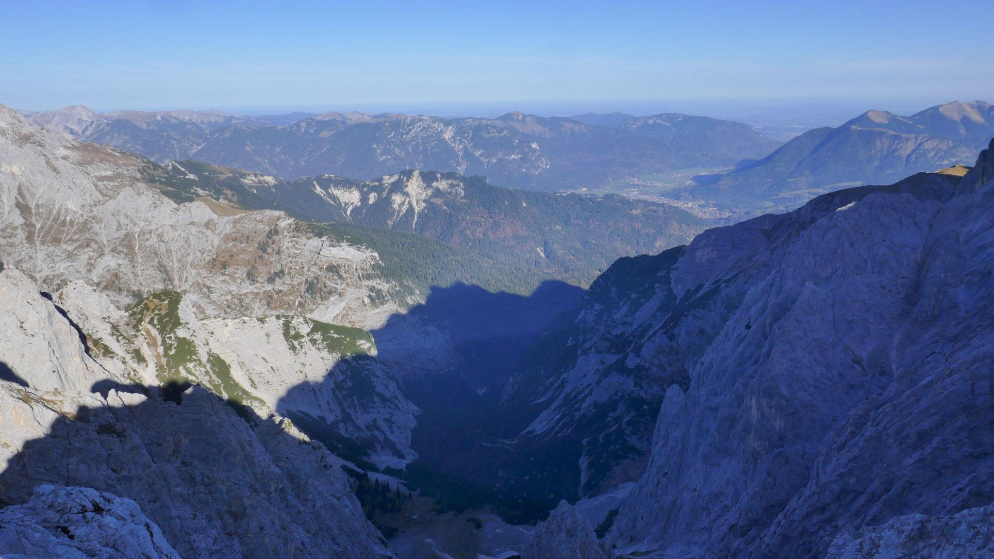 Oberreintal - Partnach - Garmisch - Ammer- & Estergebirge