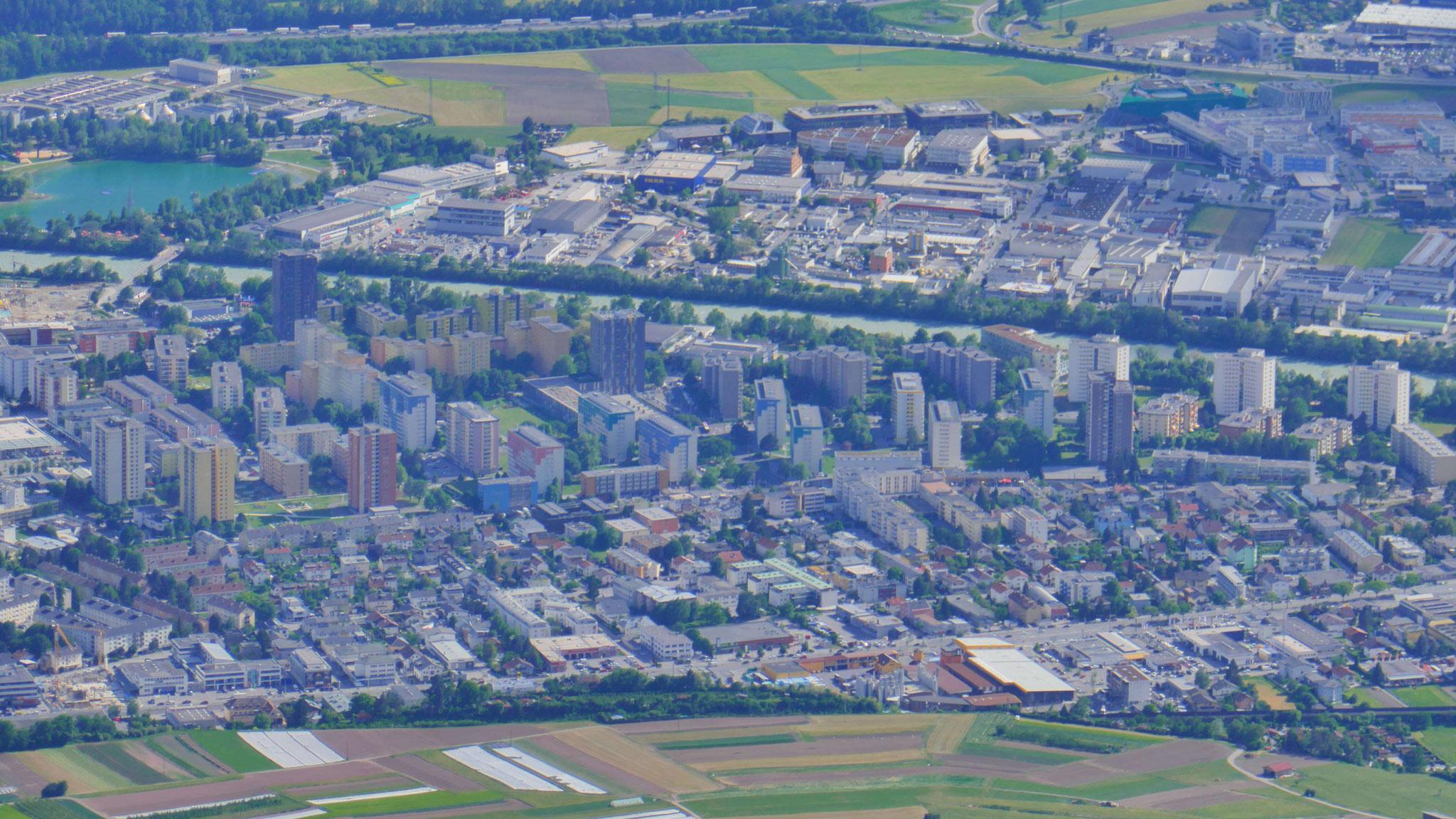 Olympisches Dorf