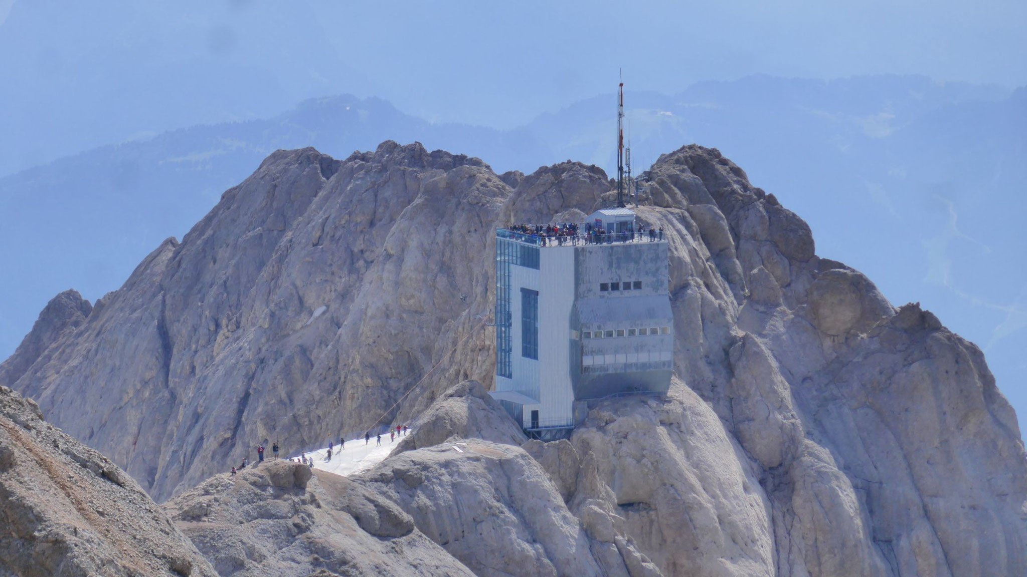 Punta Rocca Bergstation