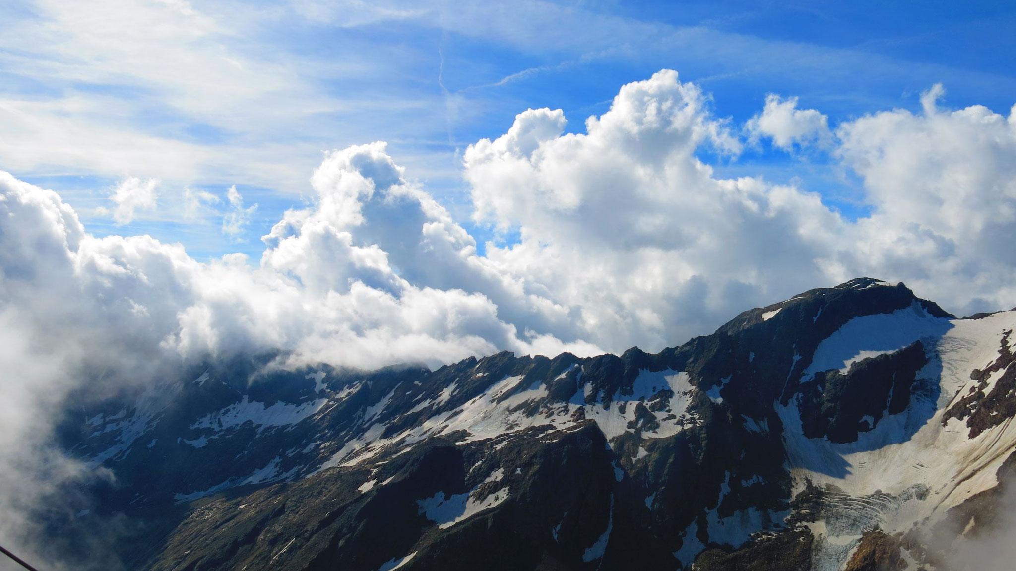 Schafkampspitze - Schneespitze