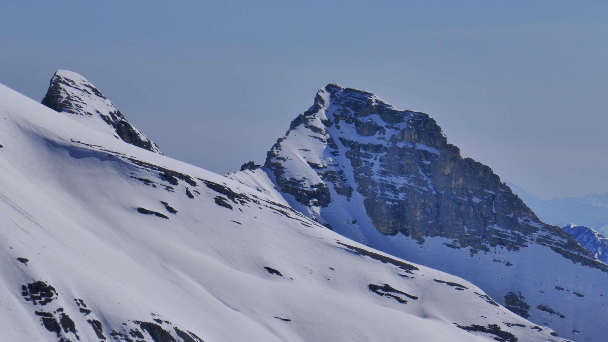 Östliche Ödkarspitze und Birkkarspitze