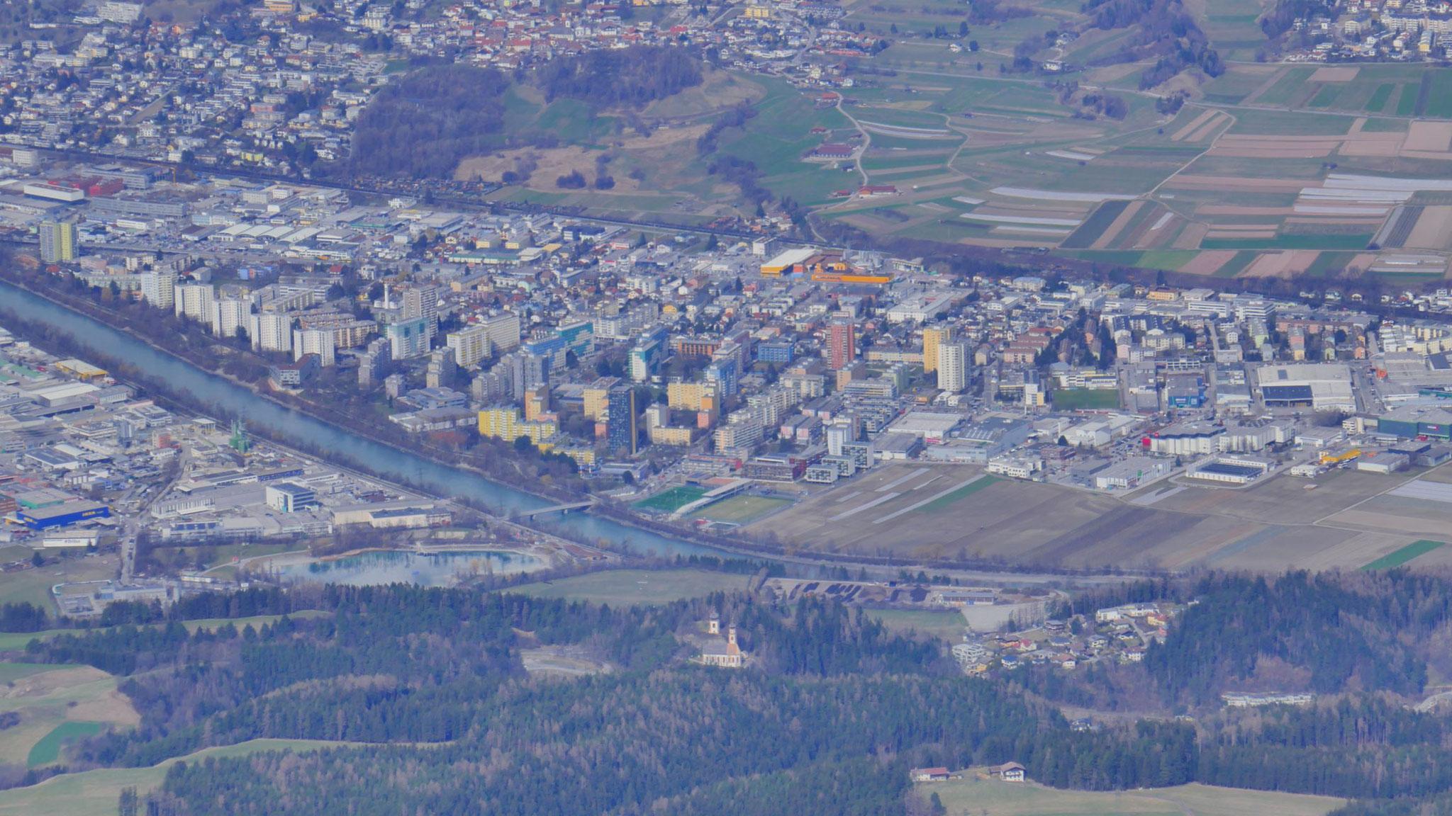 Innsbruck Olympisches Dorf