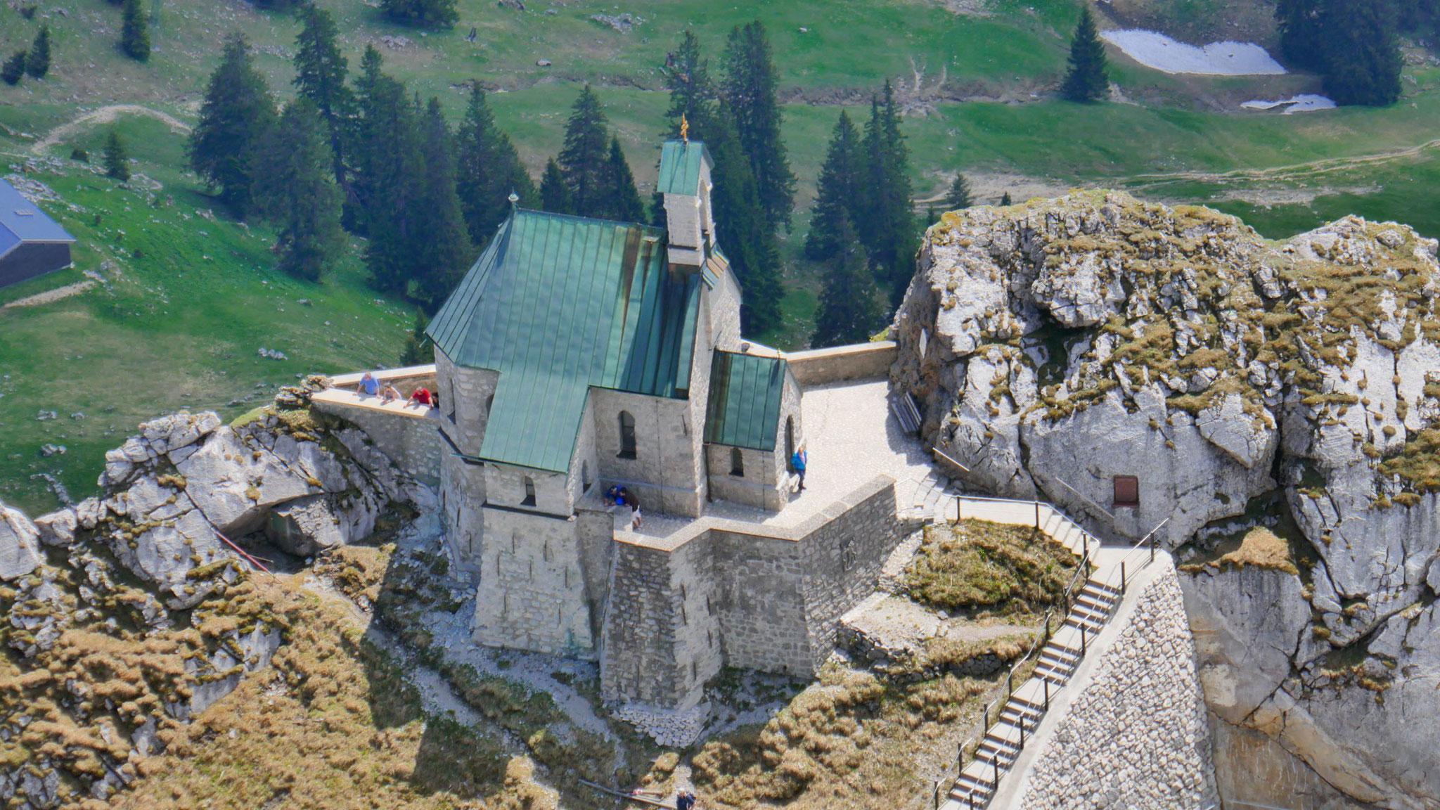 Wendelstein-Kapelle