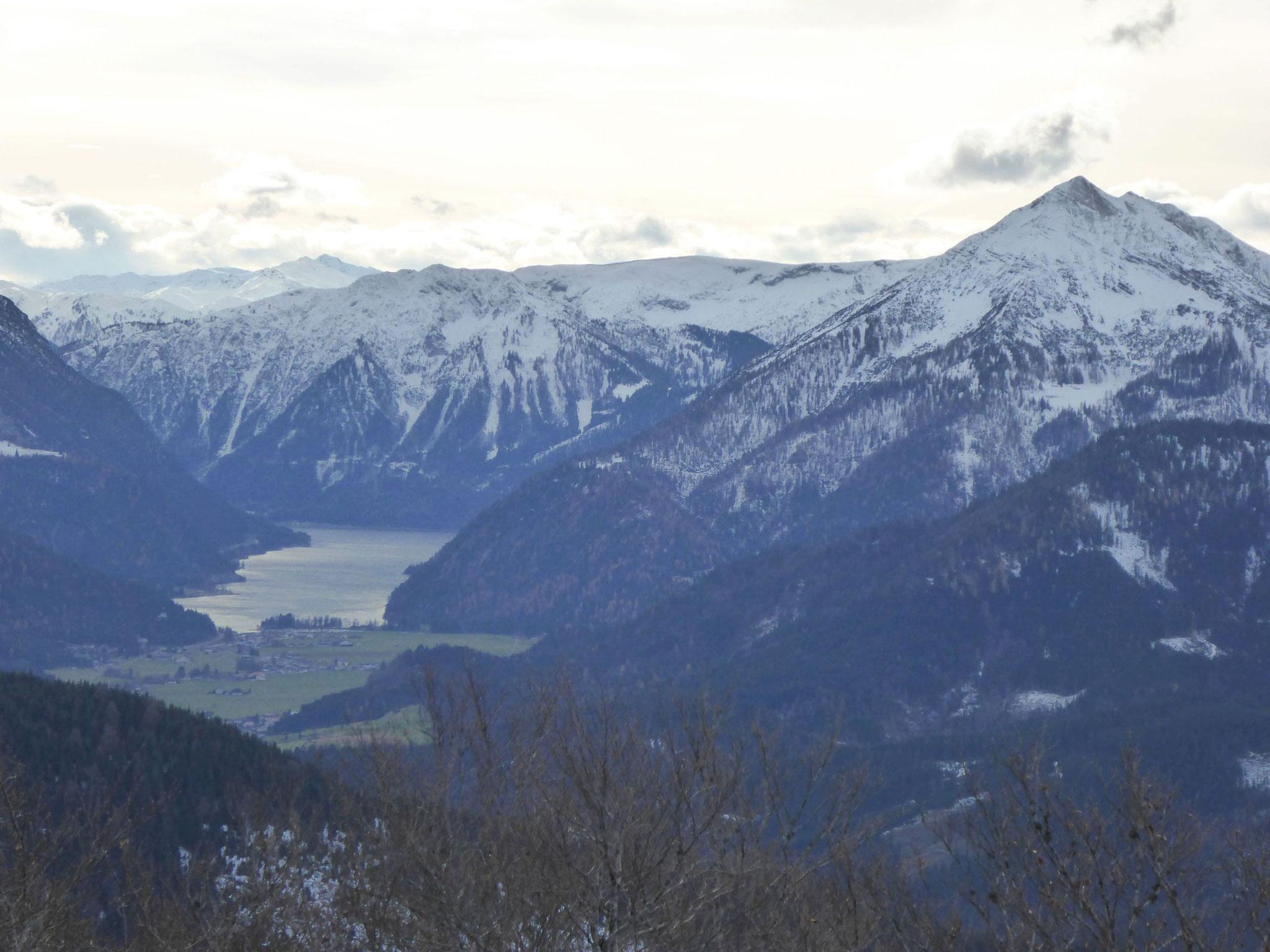 Achensee - Bärenkopf - Stanser Joch - Seekarspitze