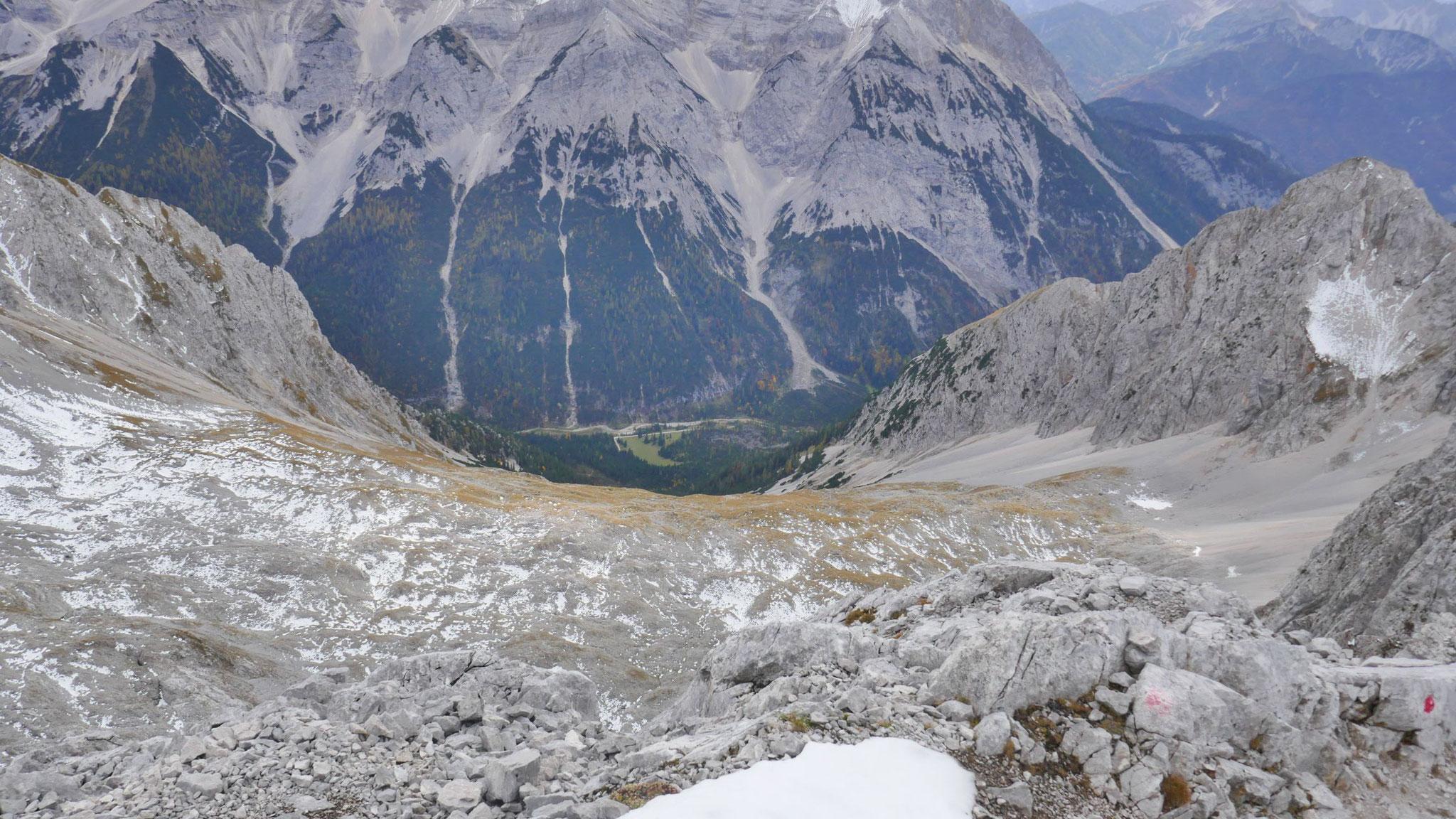 Großkar und Karwendeltal