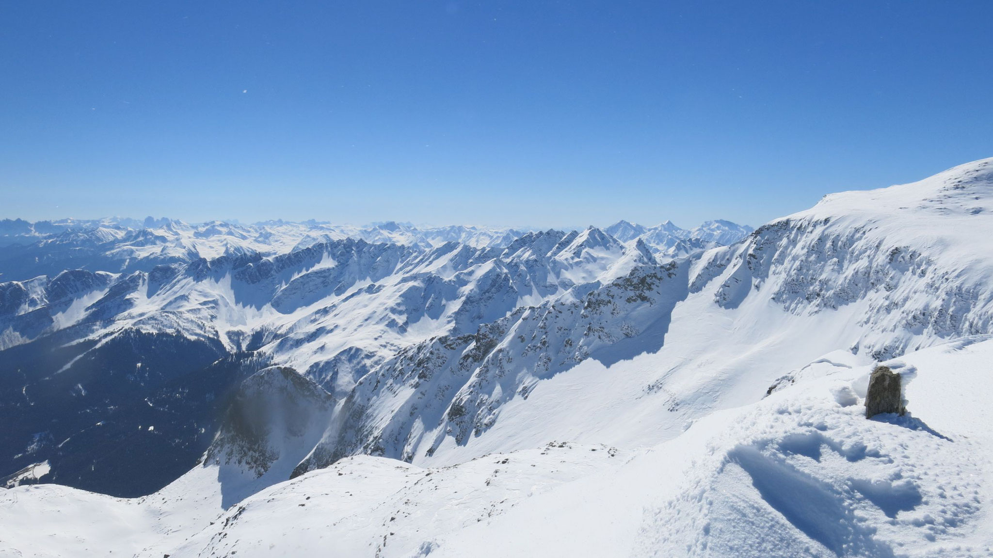 Nach Südtirol