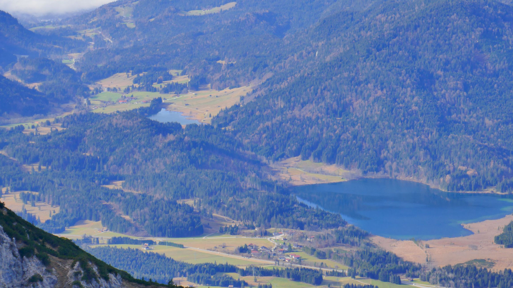 Barm- und Geroldsee