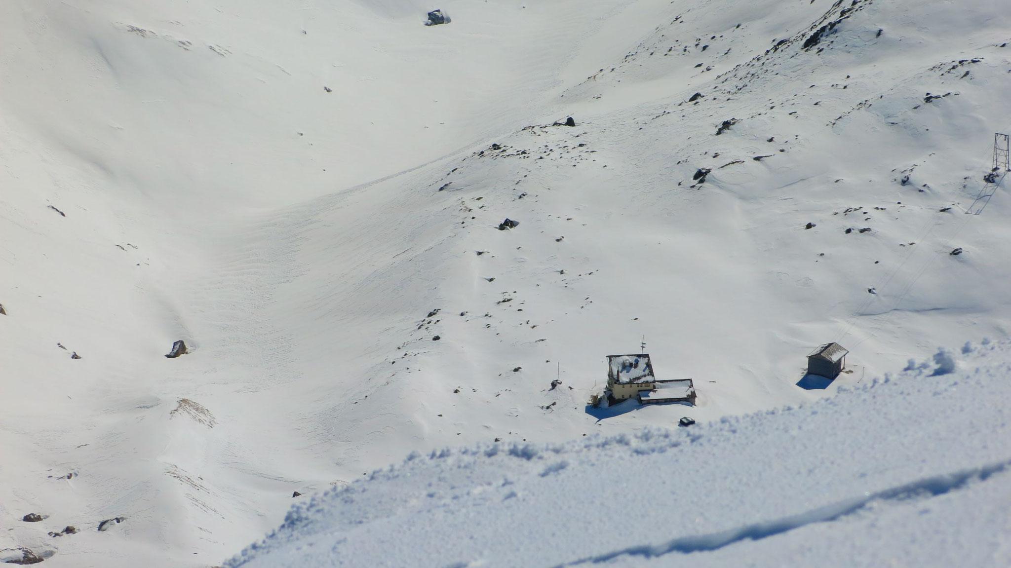 Ital. Tribulaunhütte