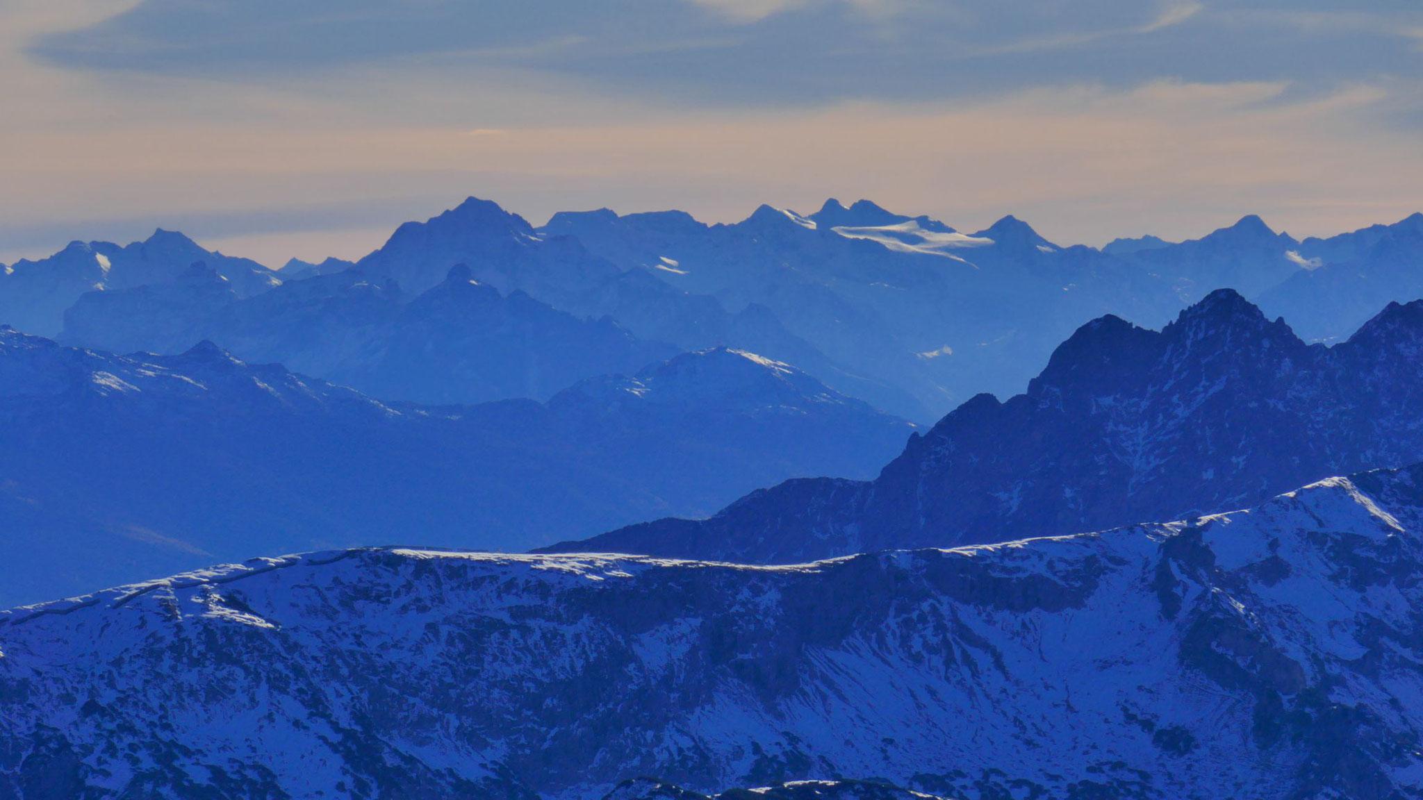 Über den Stanser-Joch-Kamm in die Stubaier Gletscherberge