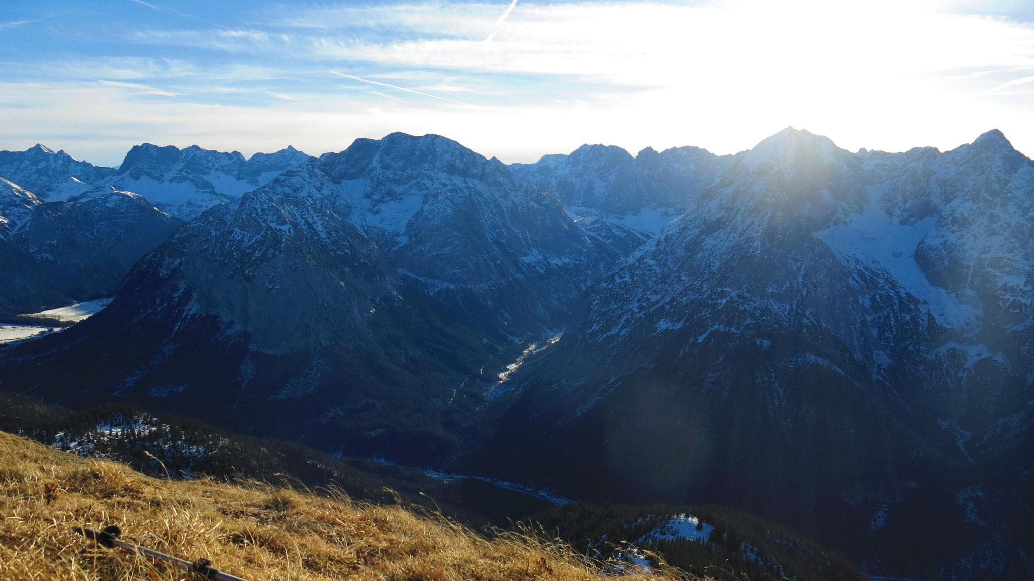 Karwendel-Nordseiten