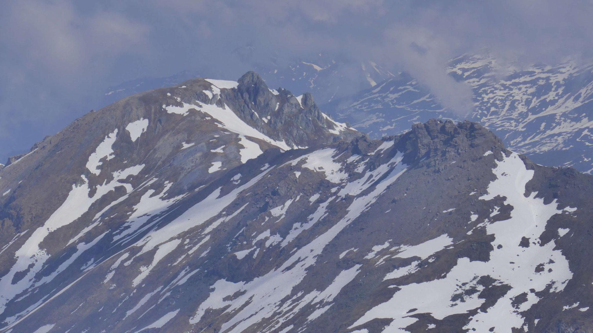 Hippold- und Eiskarspitze