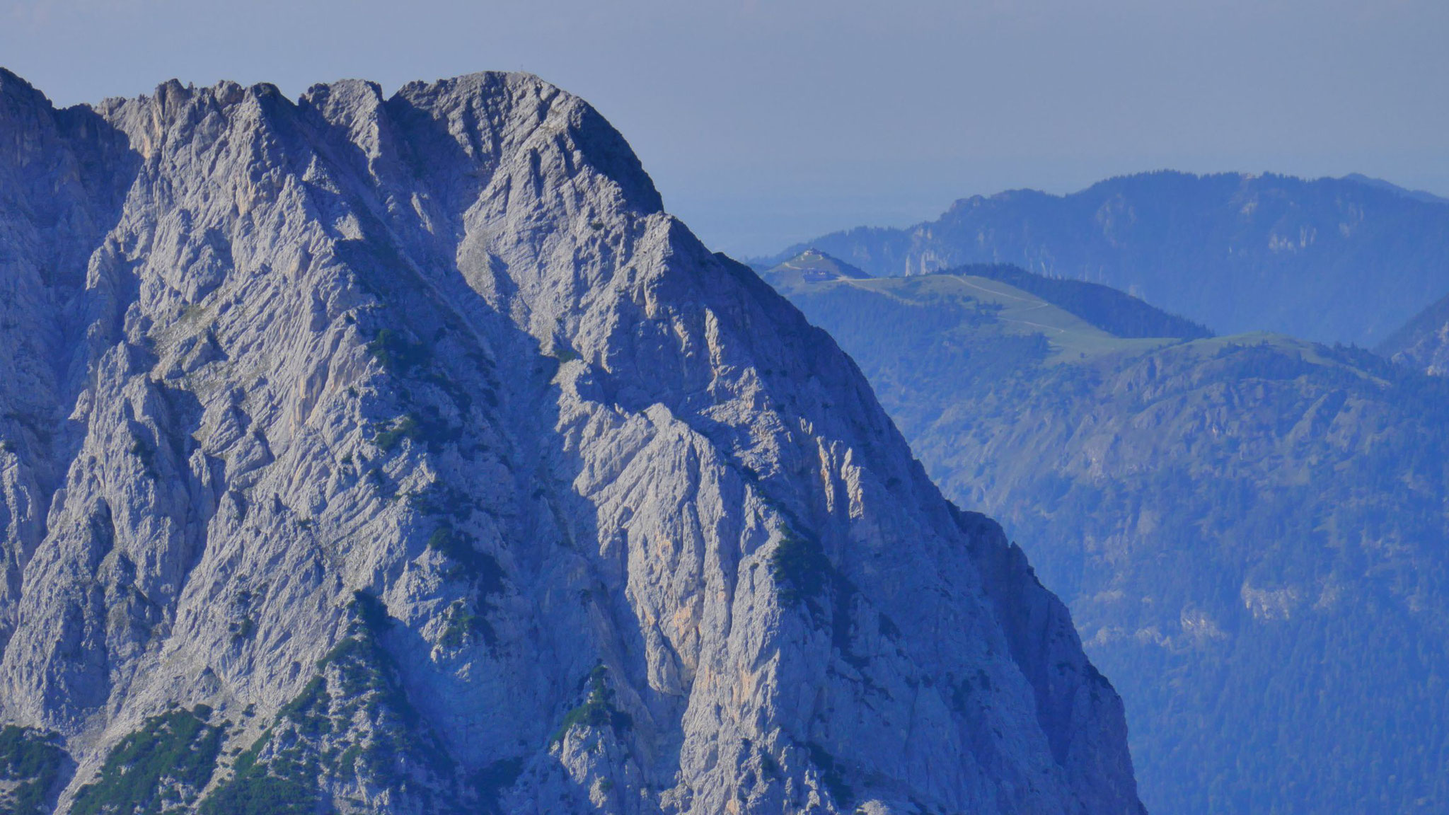 Untere Wettersteinspitze