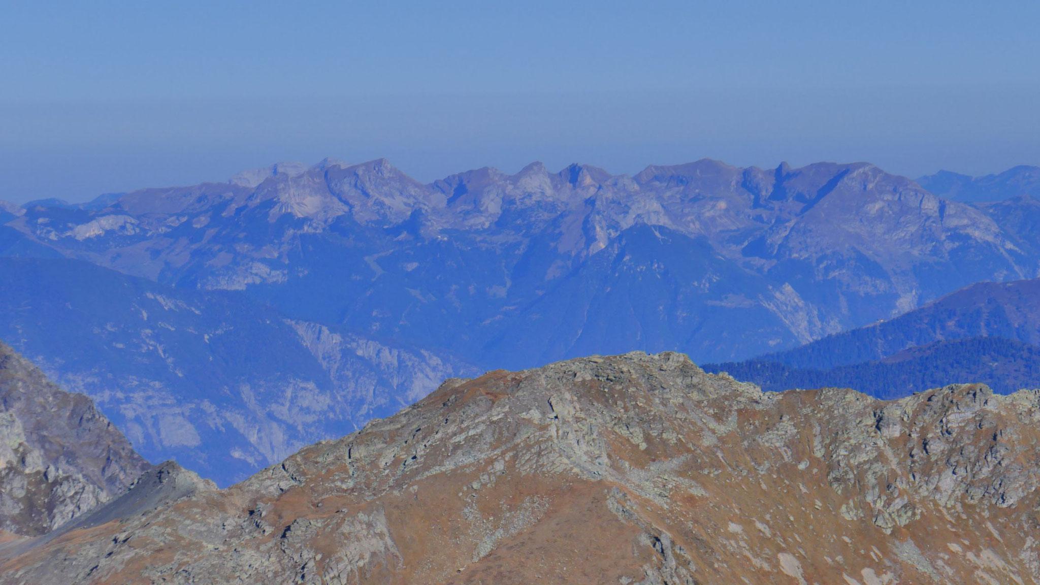 Rofan, im Vordergrund Torspitze