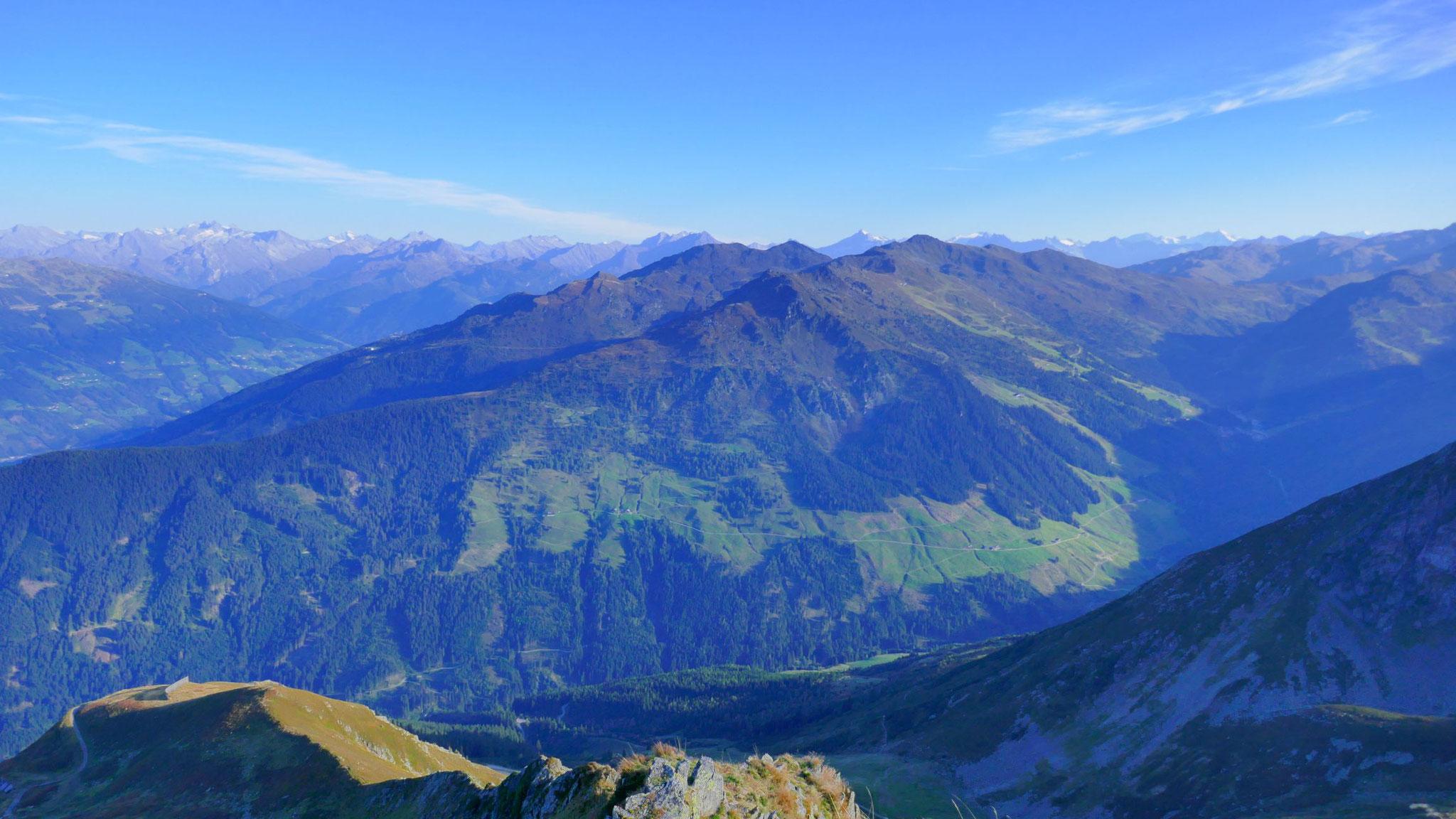 Zillertal - Wetterkreuzspitze - Hochfügen