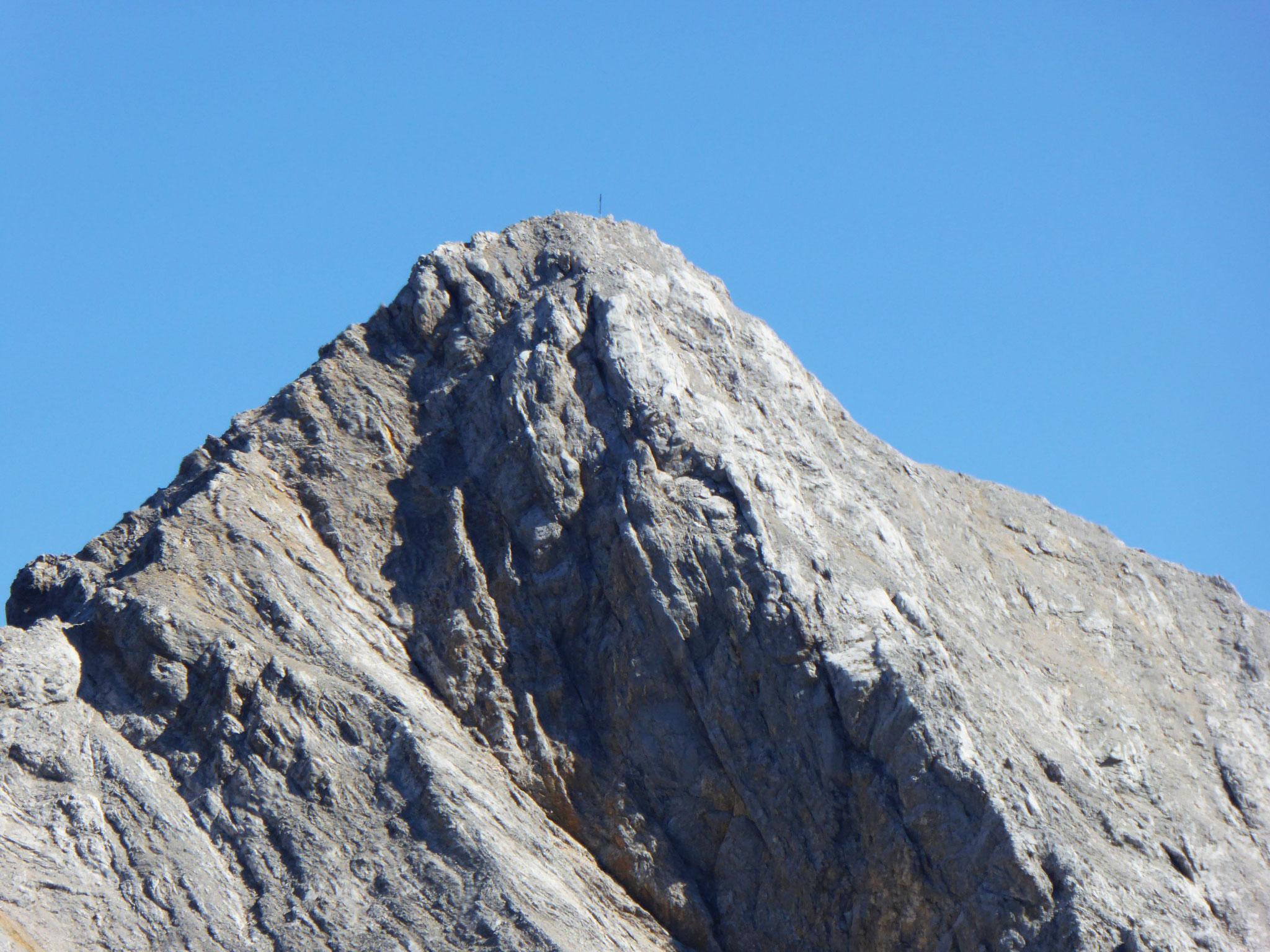 Hochglück Gipfel